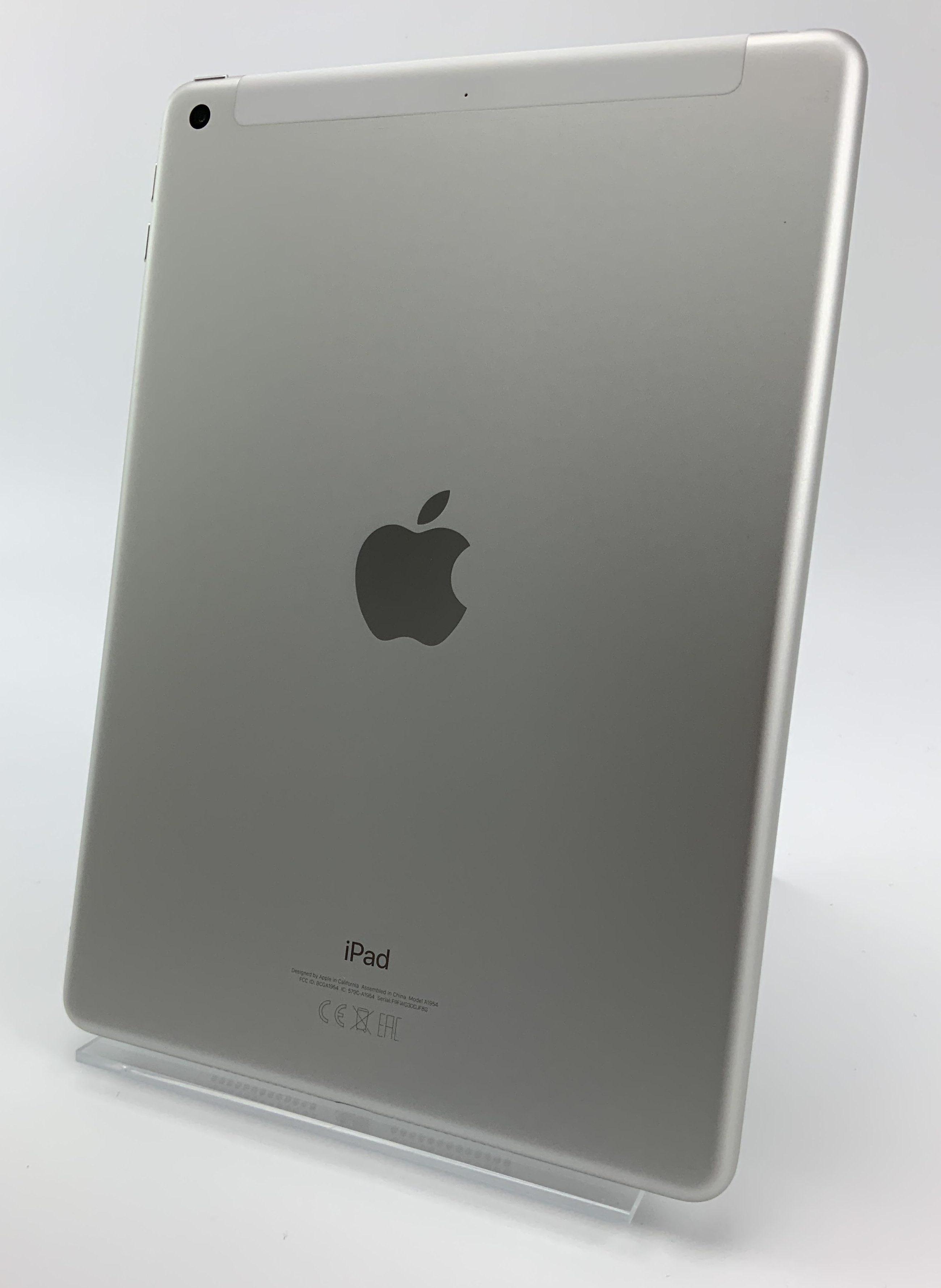 iPad 6 Wi-Fi + Cellular 128GB, 128GB, Silver, Afbeelding 2