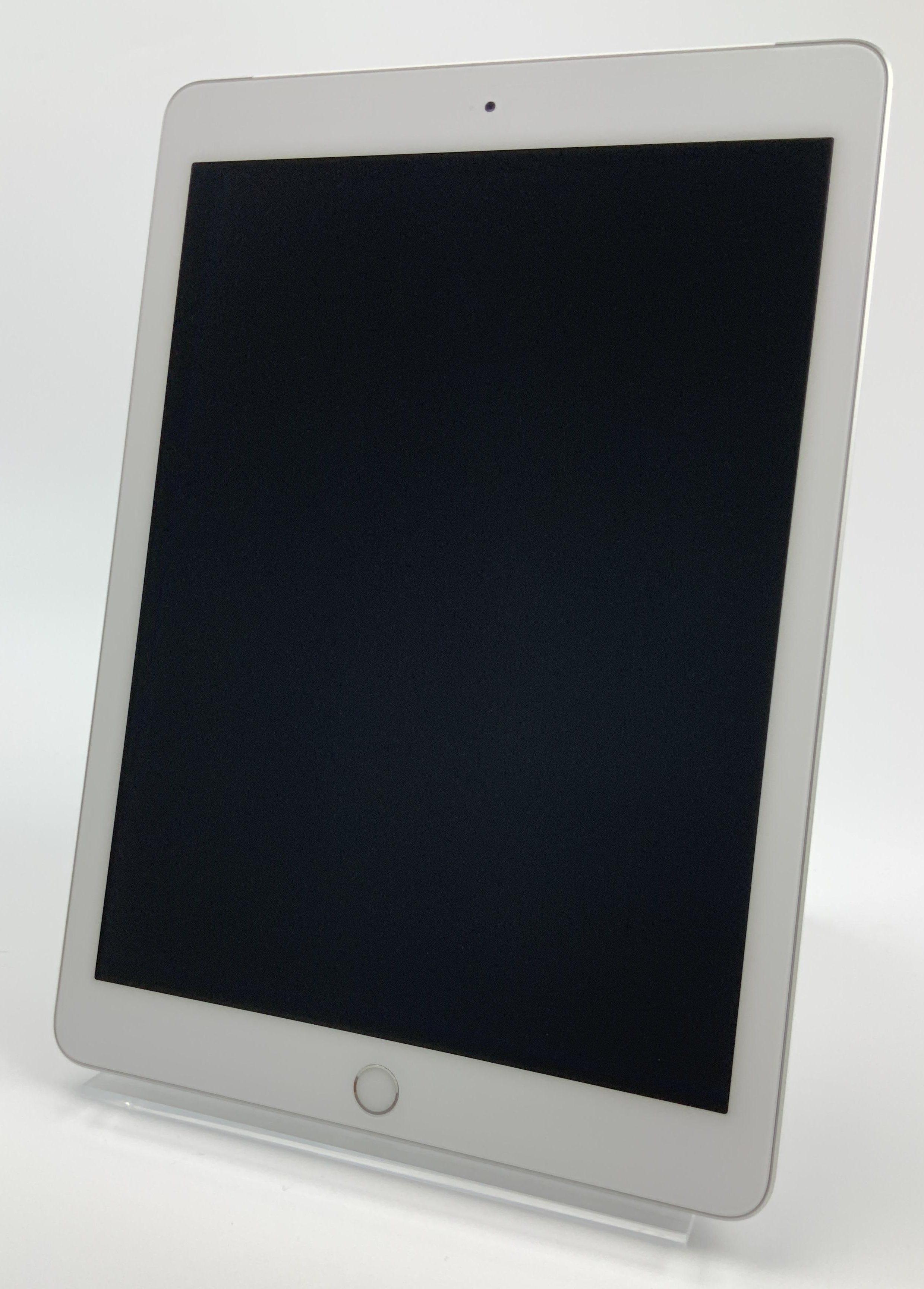 iPad 6 Wi-Fi + Cellular 128GB, 128GB, Silver, image 1