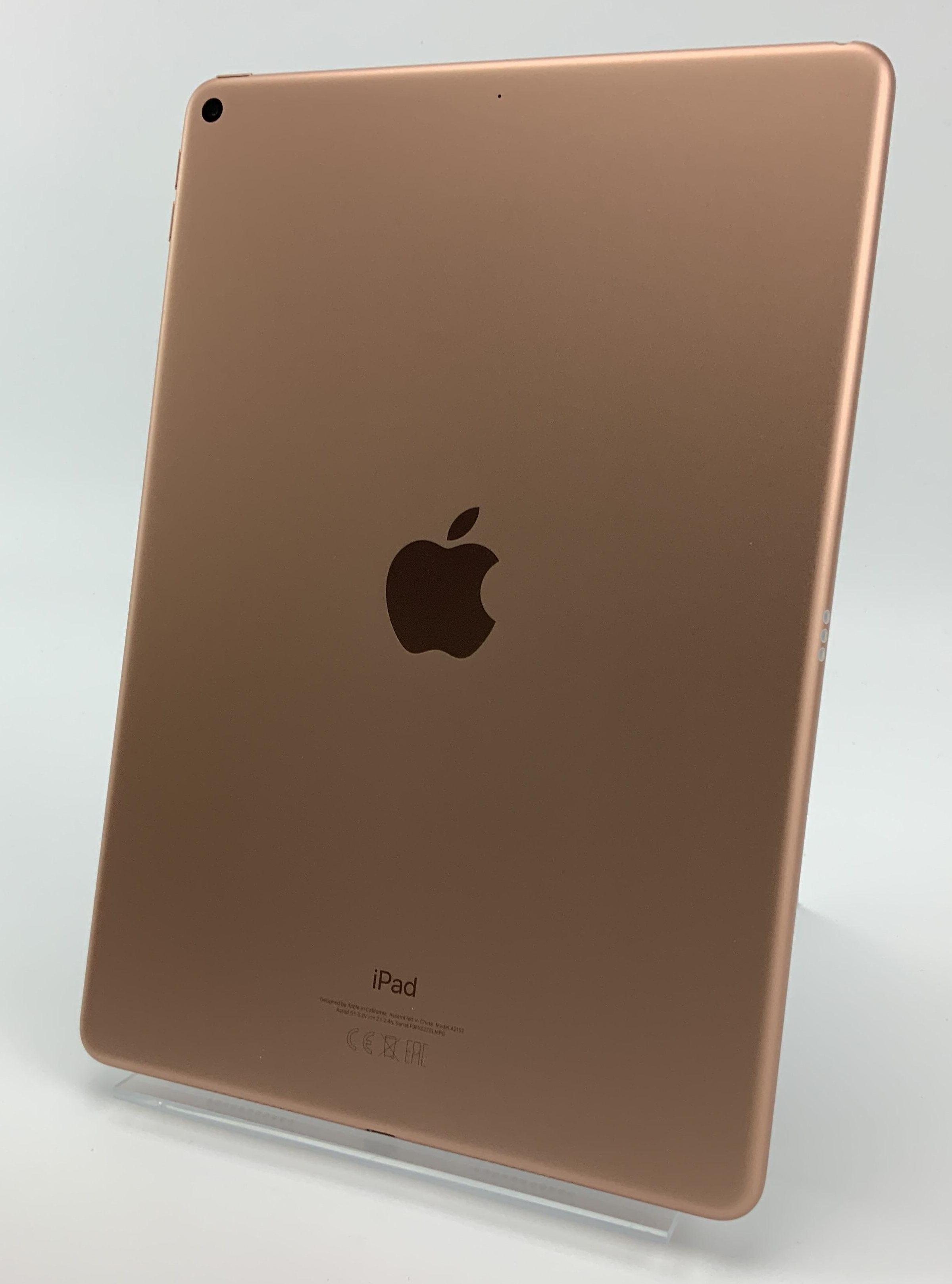 iPad Air 3 Wi-Fi 64GB, 64GB, Gold, imagen 2