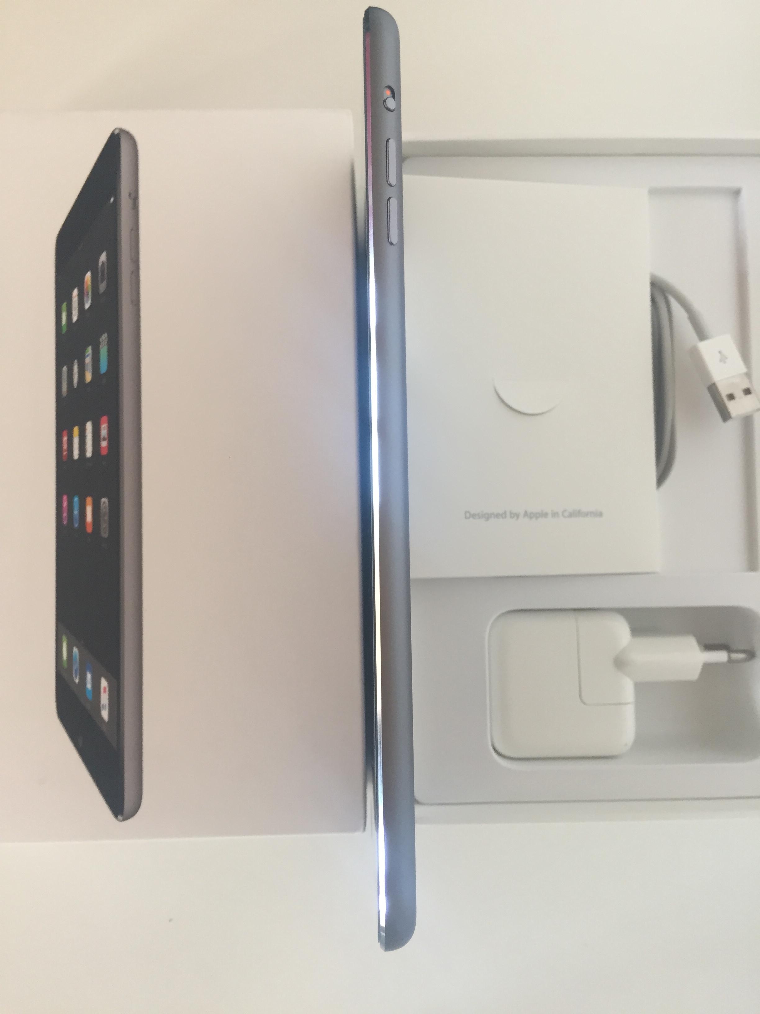 iPad mini 2 Wi-Fi 16GB, 16 GB, GRAY, imagen 4