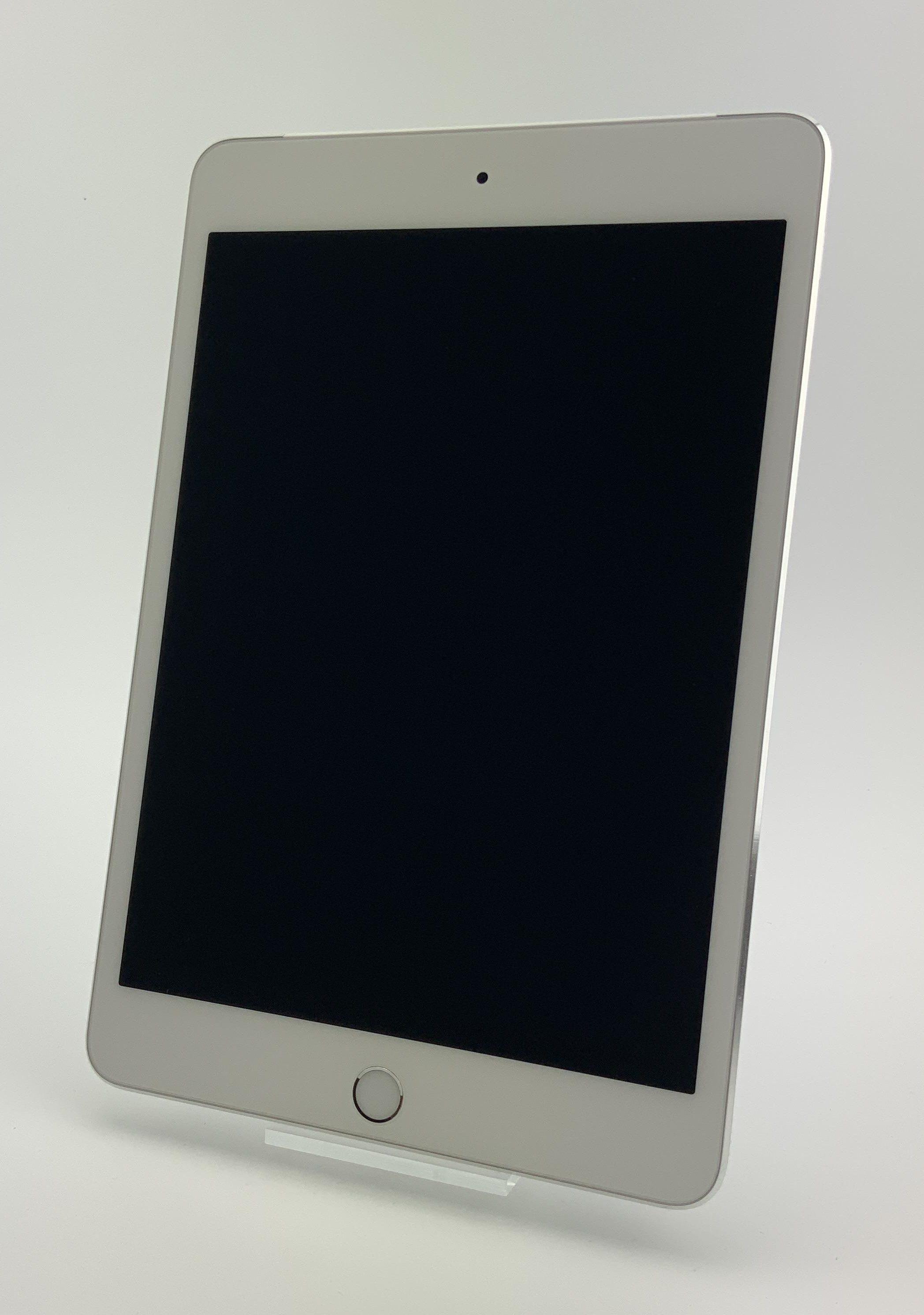iPad mini 4 Wi-Fi + Cellular 64GB, 64GB, Silver, Kuva 1