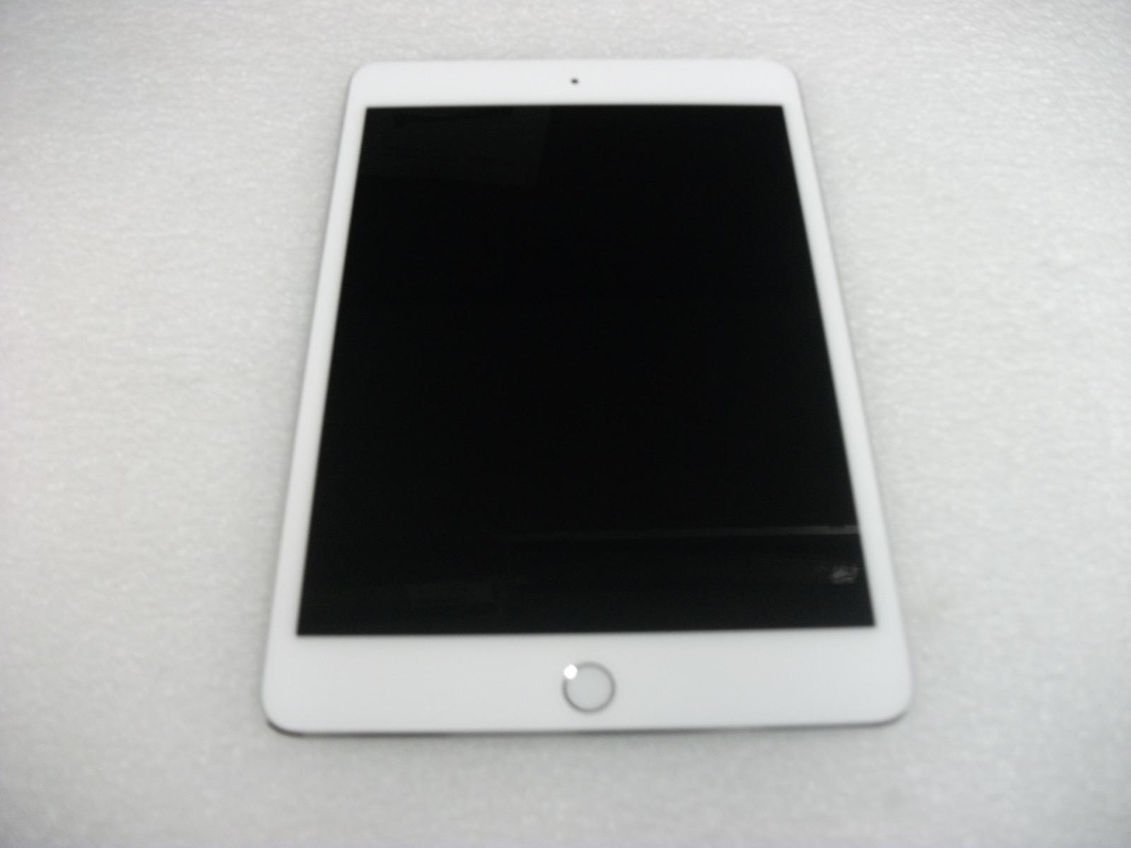iPad mini 4 Wi-Fi, 16 GB, Plata, imagen 1