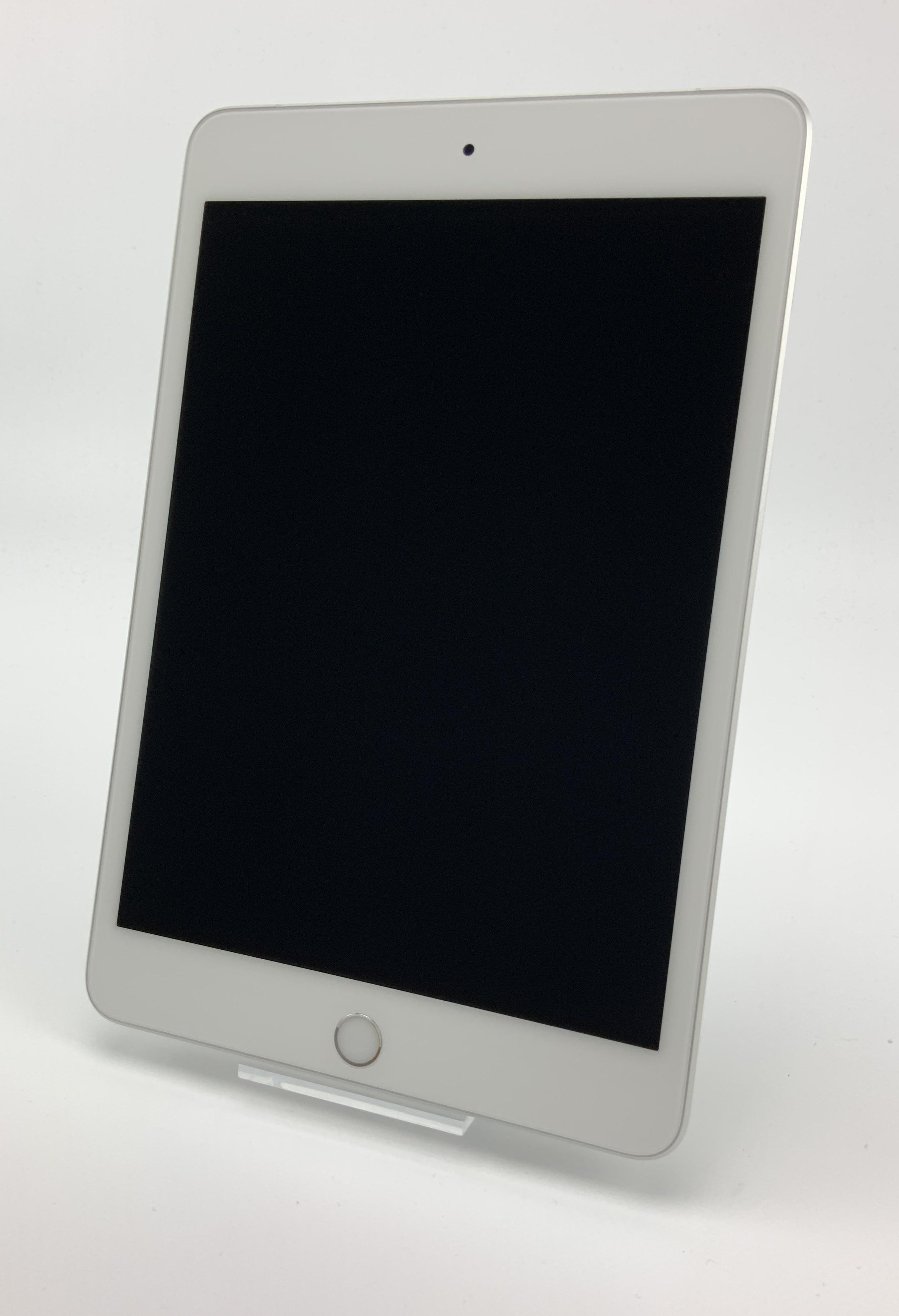 iPad mini 5 Wi-Fi + Cellular 64GB, 64GB, Silver, Afbeelding 1