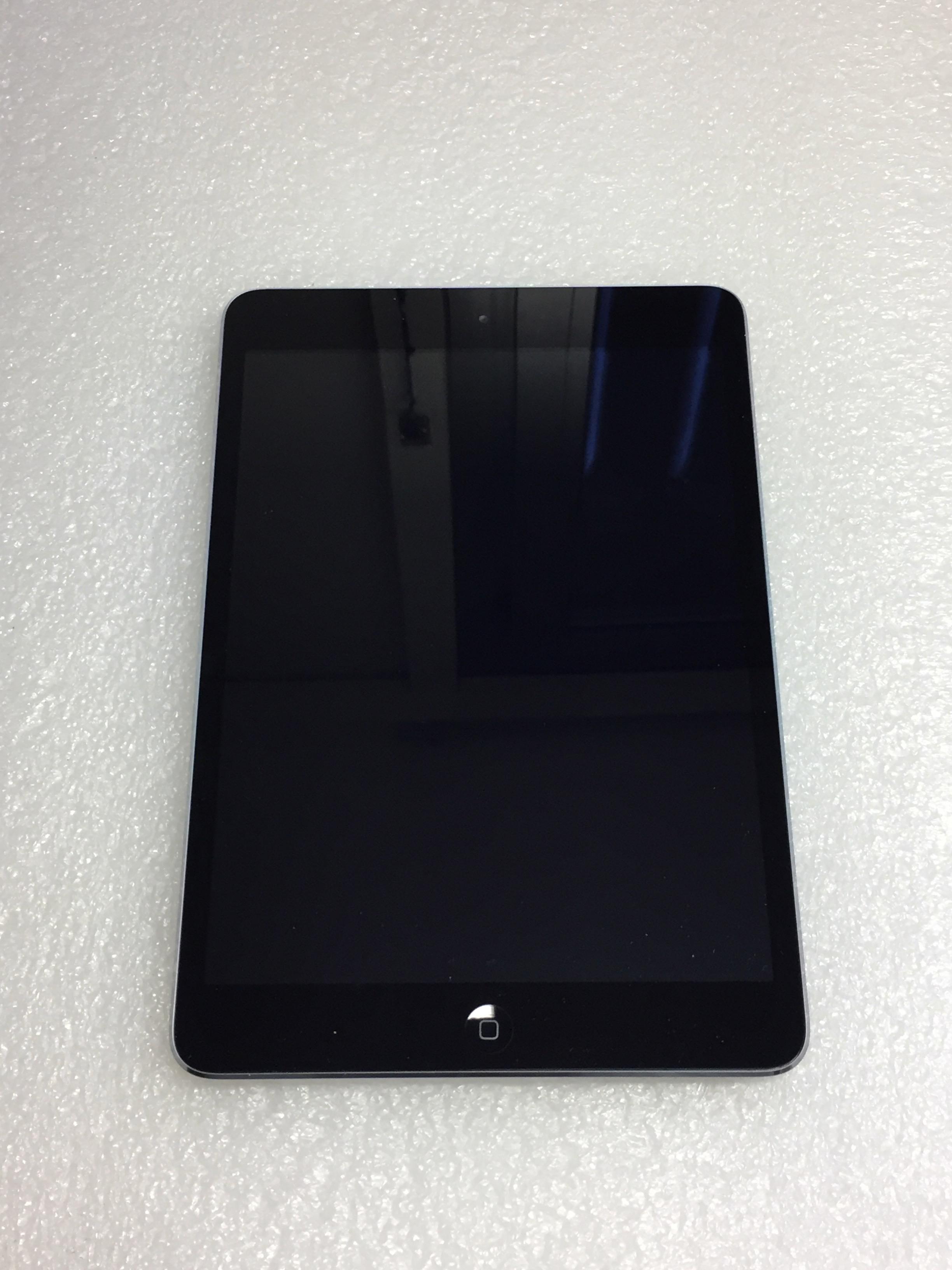 iPad mini Wi-Fi 16GB, 16 GB, Gray, imagen 1
