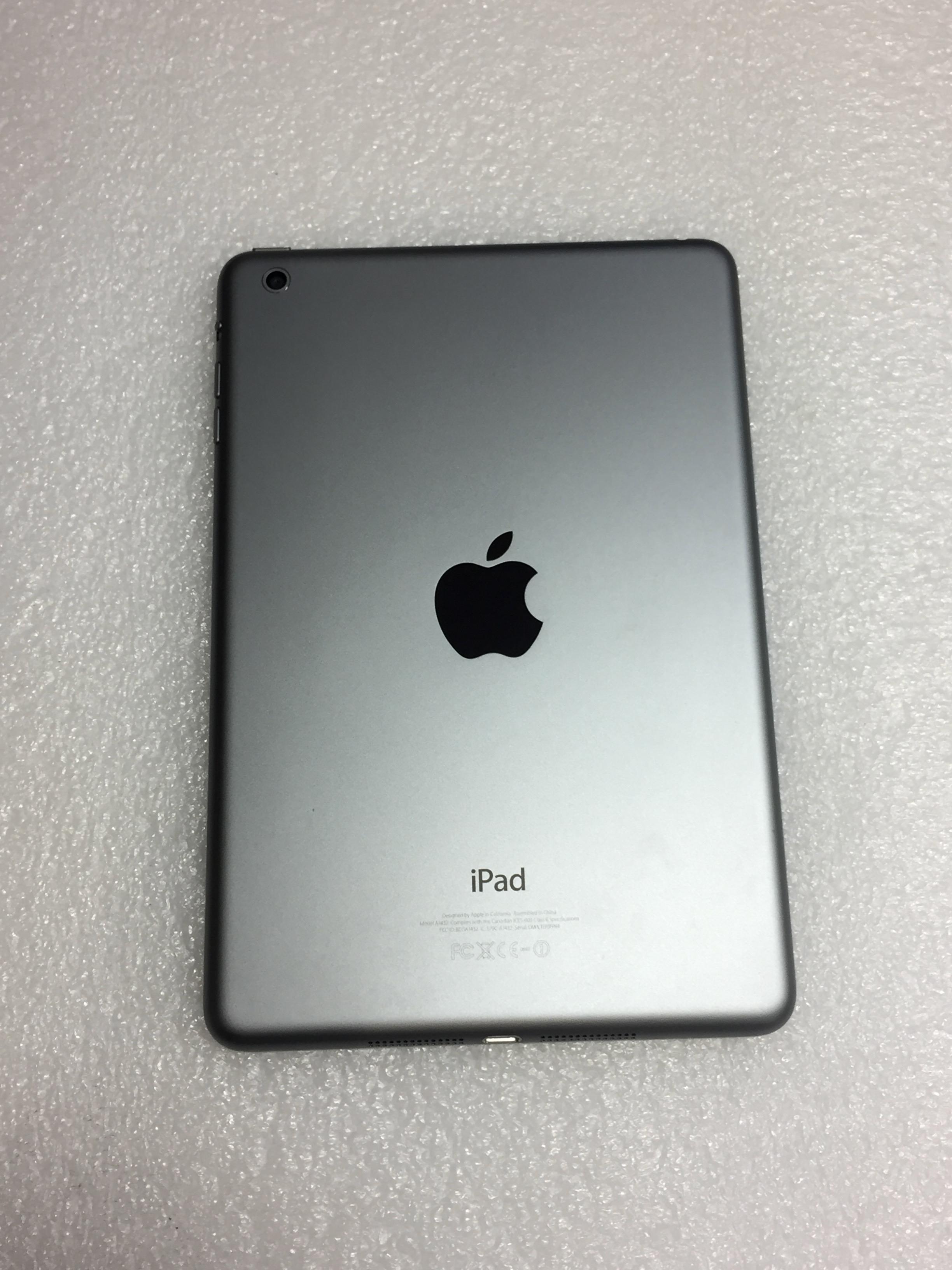 iPad mini Wi-Fi 16GB, 16 GB, Gray, imagen 2