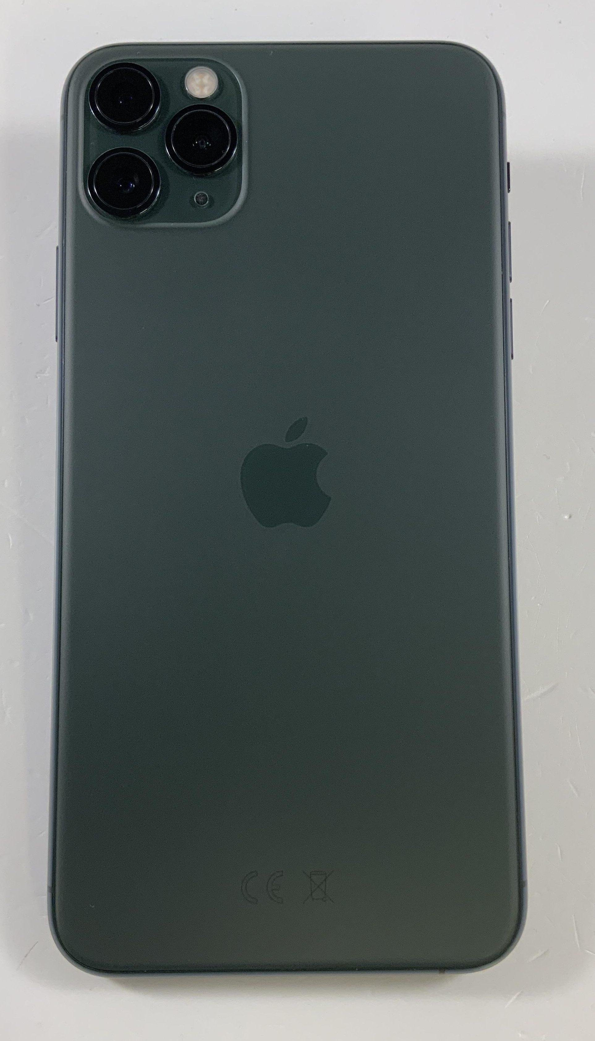 iPhone 11 Pro Max 512GB, 512GB, Midnight Green, obraz 2