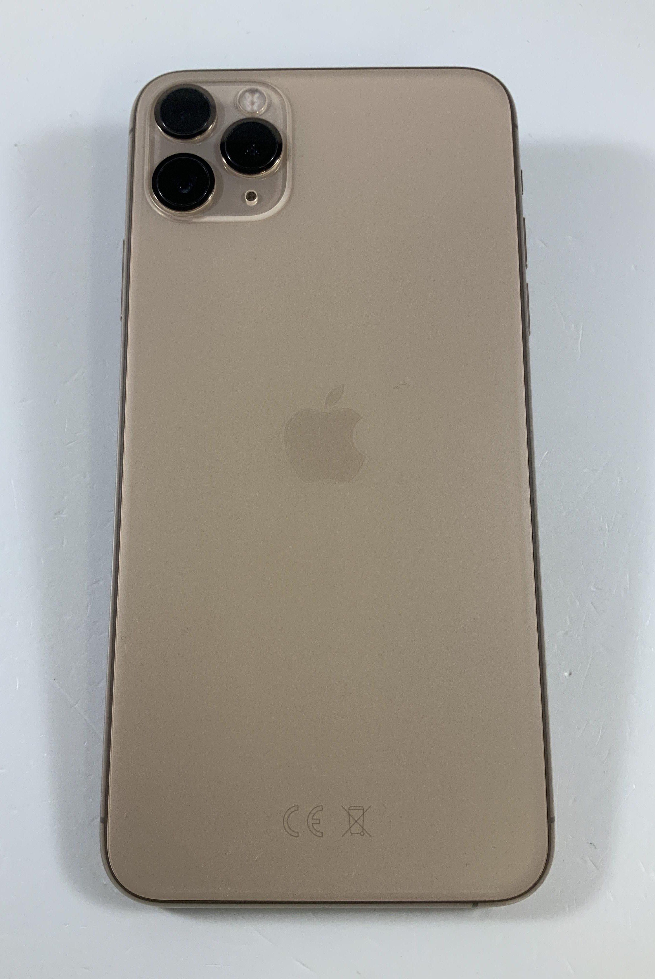 iPhone 11 Pro Max 64GB, 64GB, Gold, imagen 2