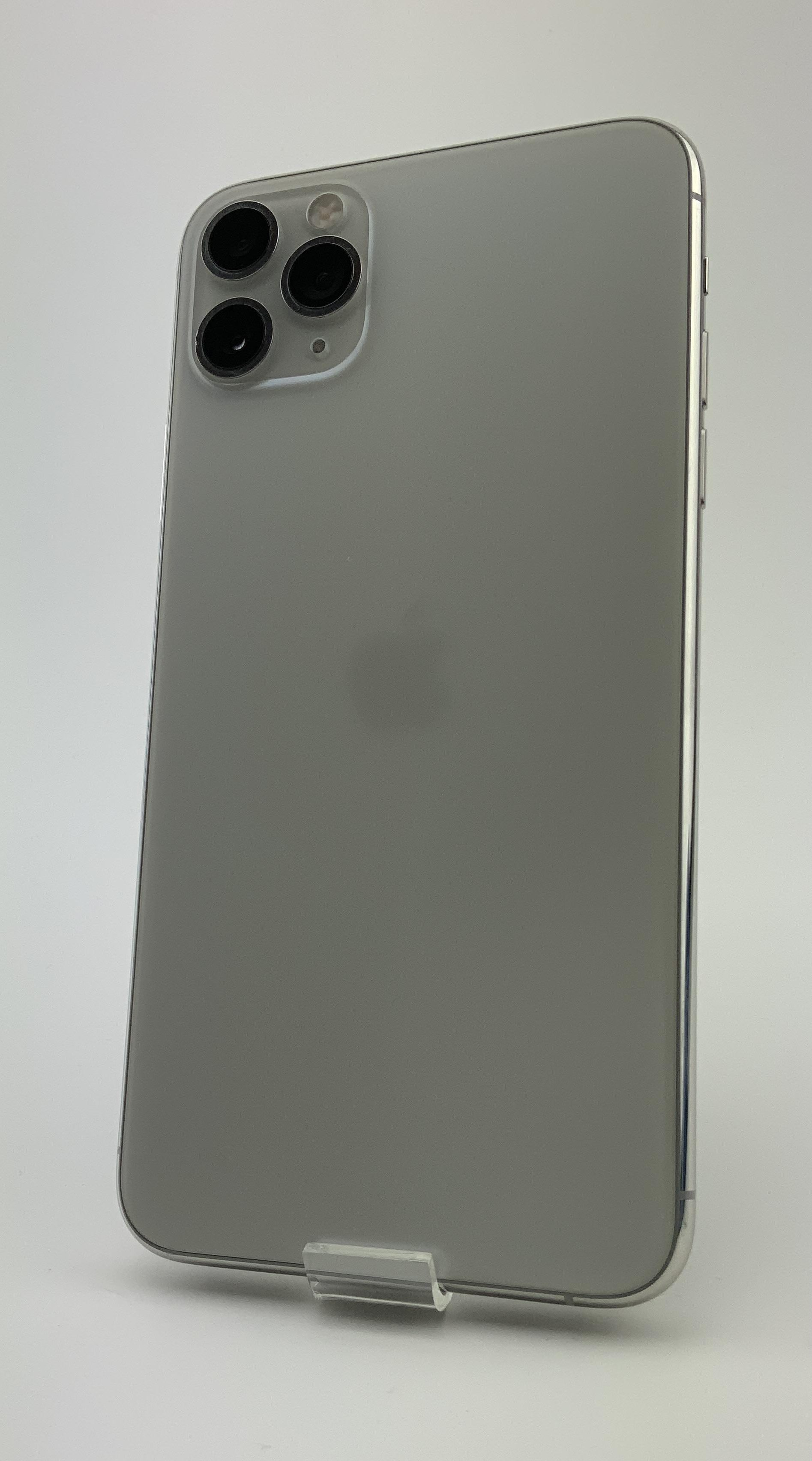 iPhone 11 Pro Max 64GB, 64GB, Silver, bild 2