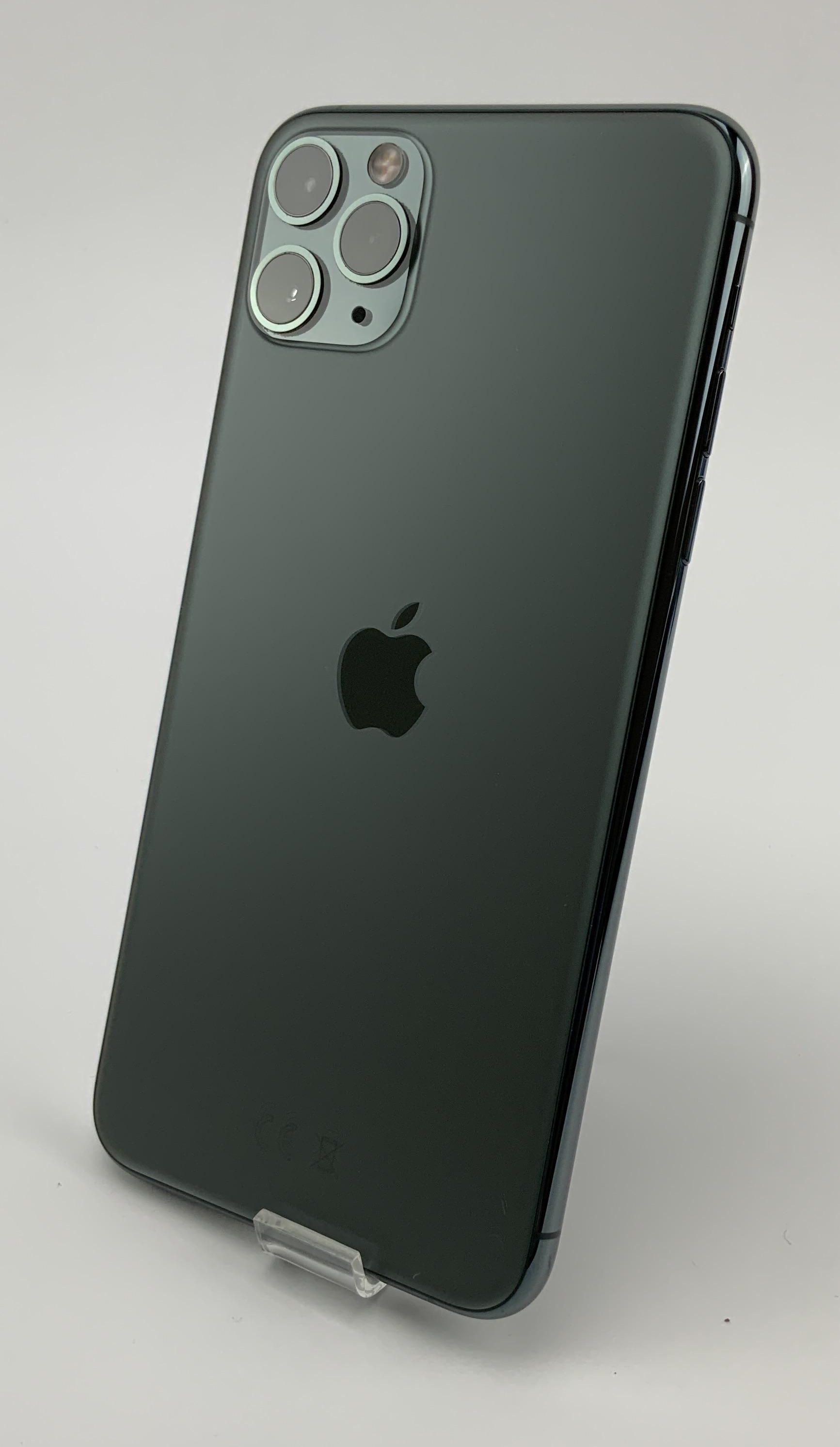 iPhone 11 Pro Max 64GB, 64GB, Midnight Green, imagen 4