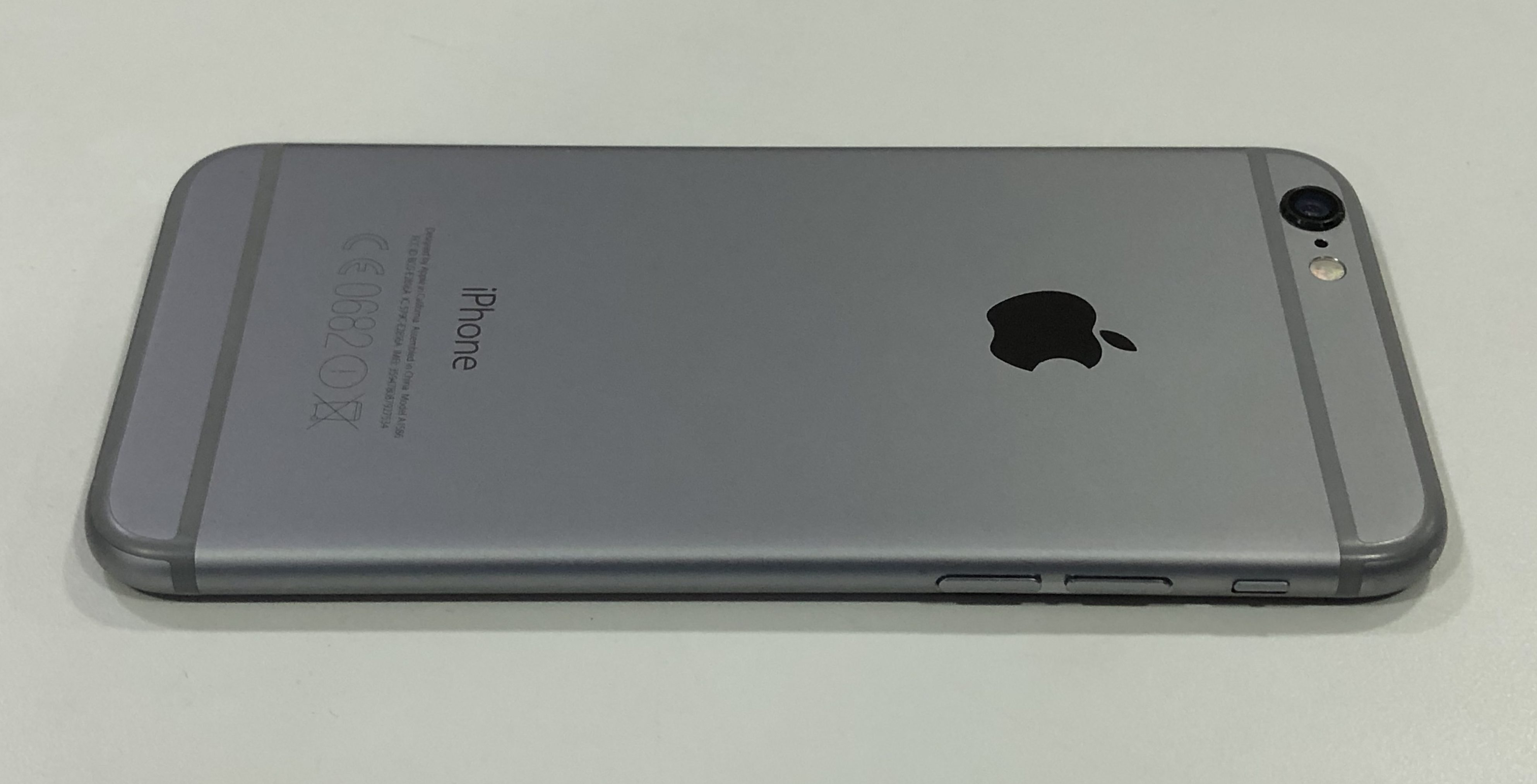 iPhone 6 32GB, 32 GB, Space Gray, bild 2