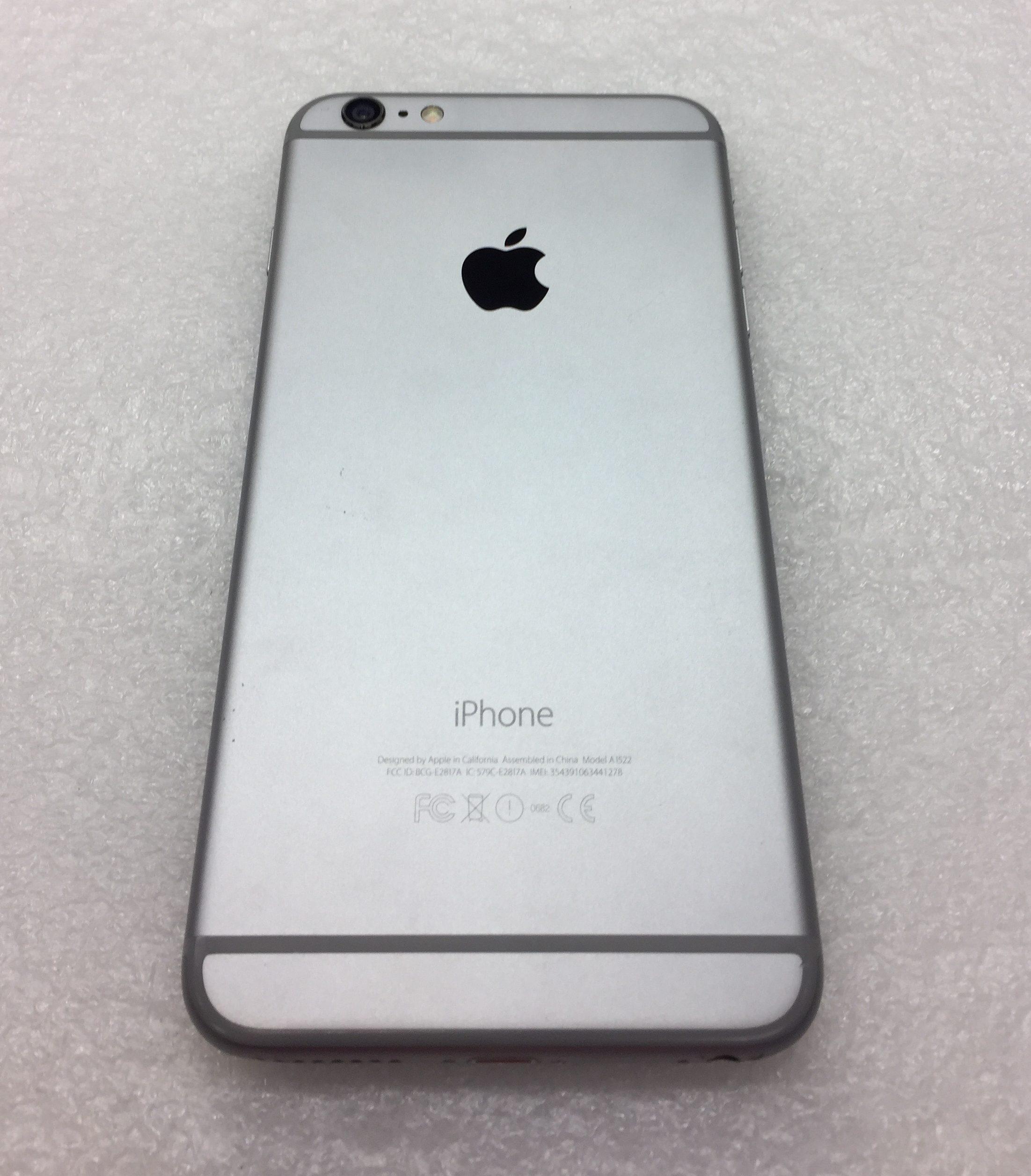 iPhone 6plus, 64 GB, Gris espacial, imagen 2