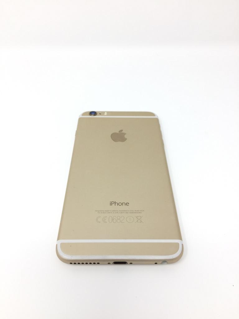 iPhone 6plus, 64 GB, Gold, imagen 5