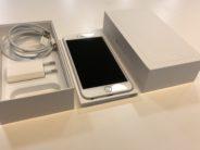 iPhone 6plus, 64 GB, Silver, Edad aprox. del producto: 45 meses, image 9
