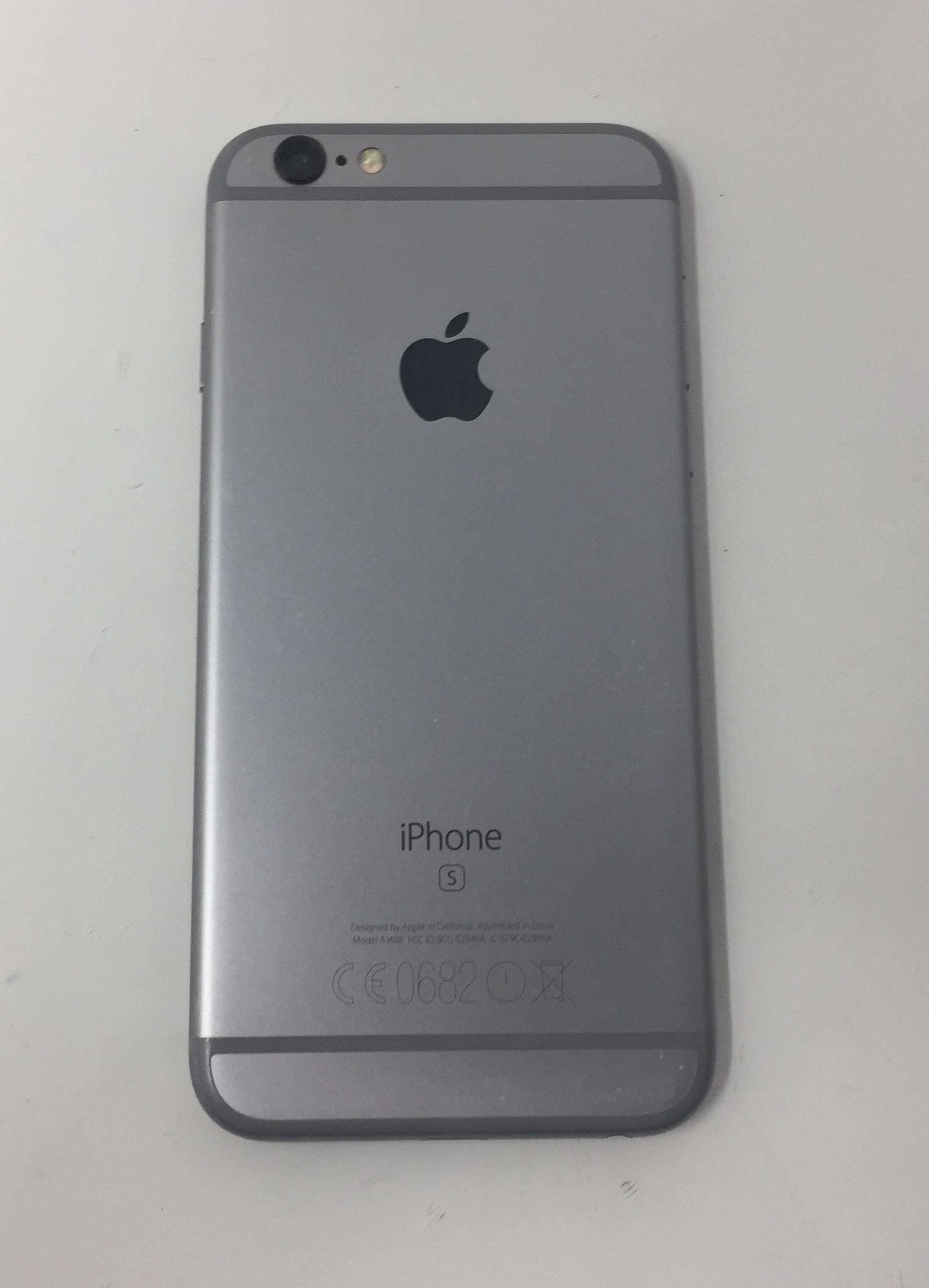 iPhone 6S 16GB, 16 GB, Gray, Kuva 2