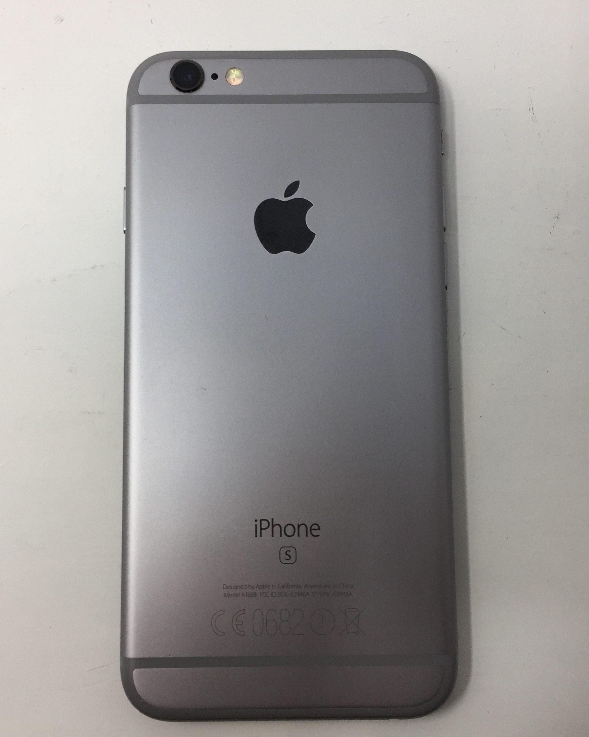 iPhone 6S 64GB, 64 GB, Space GRAY, bild 2