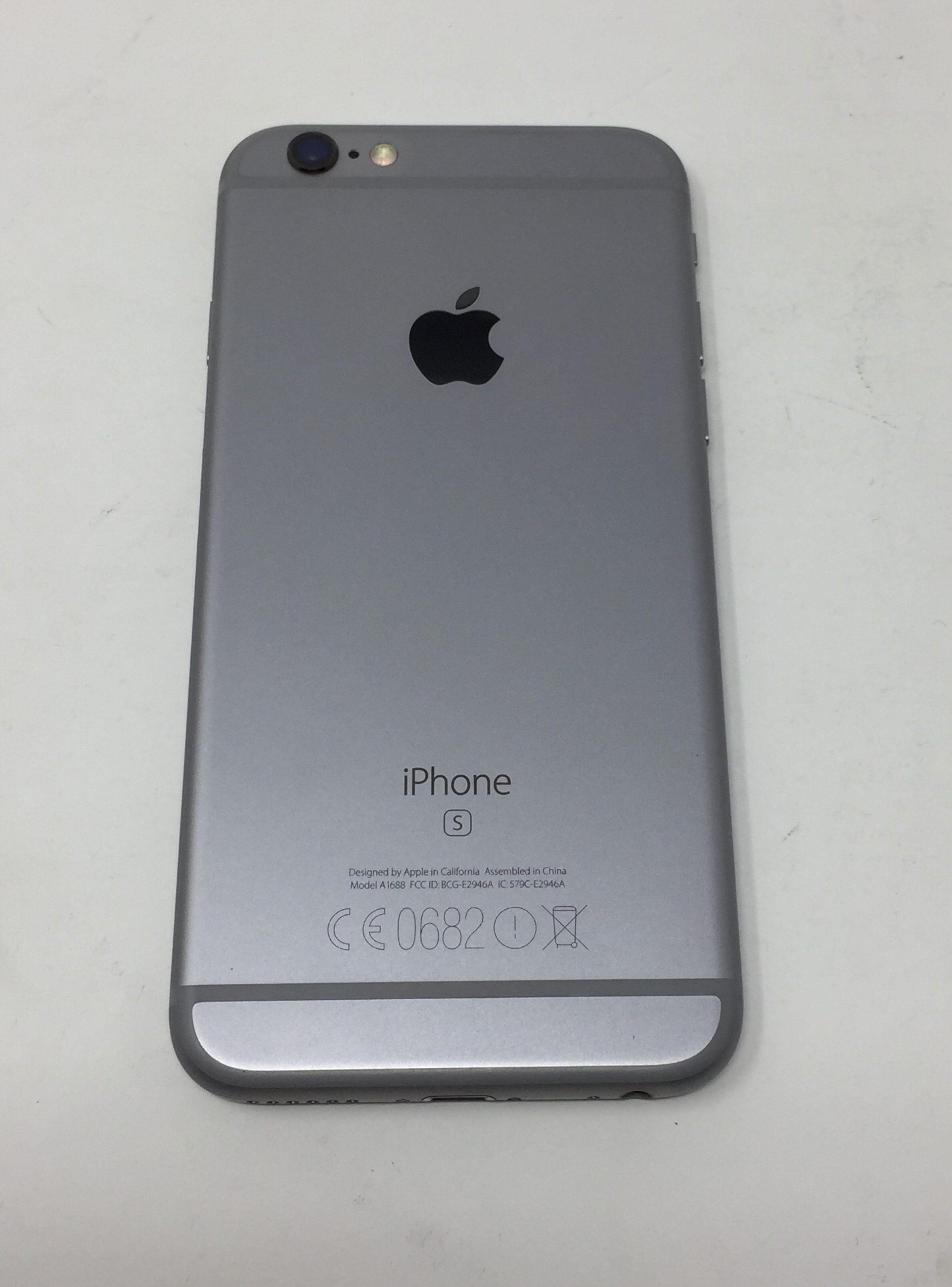iPhone 6S 64GB, 64 GB, Gray, imagen 3