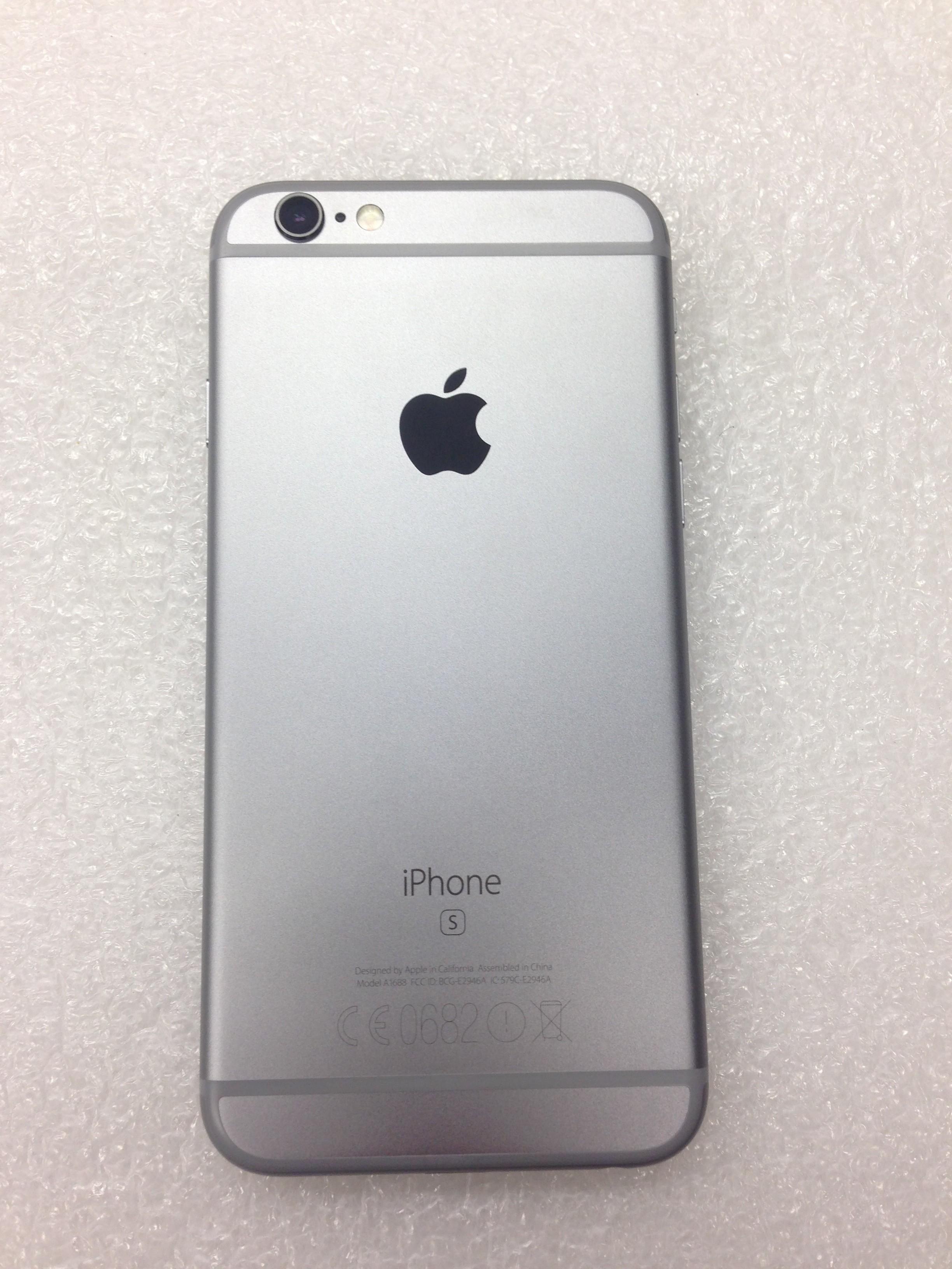 iPhone 6S, 128 GB, GRIS, imagen 2