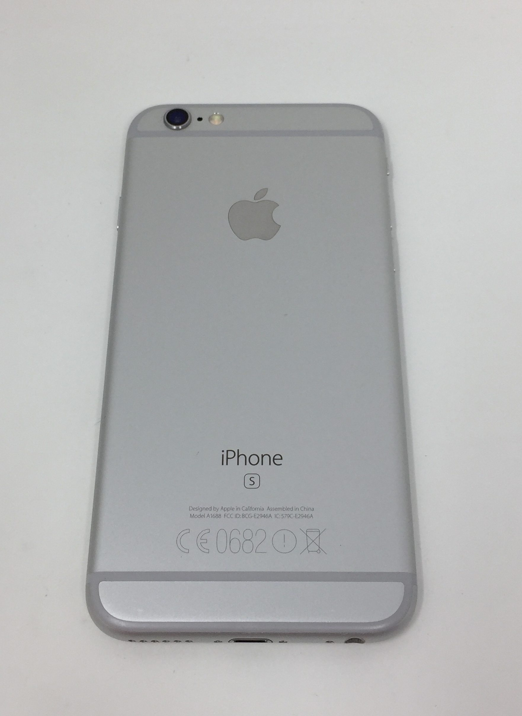 iPhone 6s, 32 GB, Silver, imagen 2