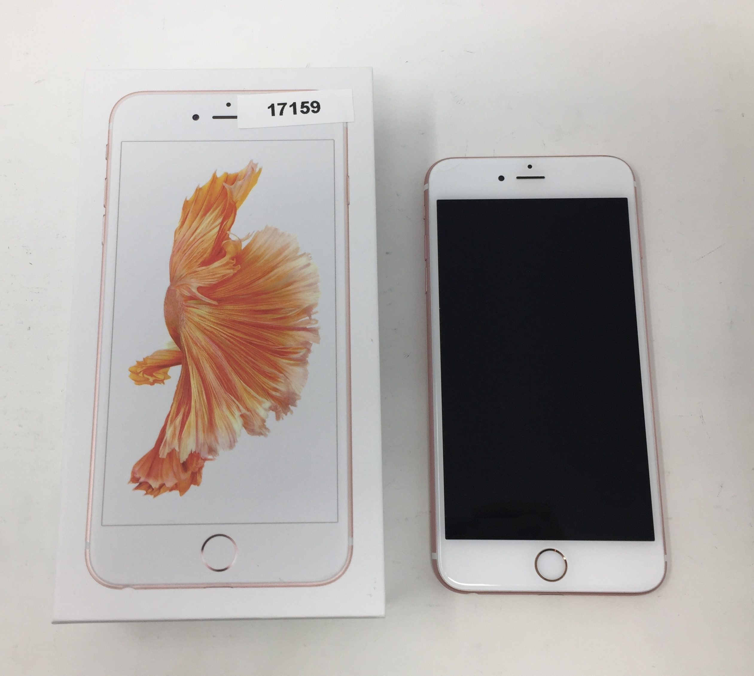 iPhone 6S Plus 32GB, 32 GB, Rose Gold, Kuva 1