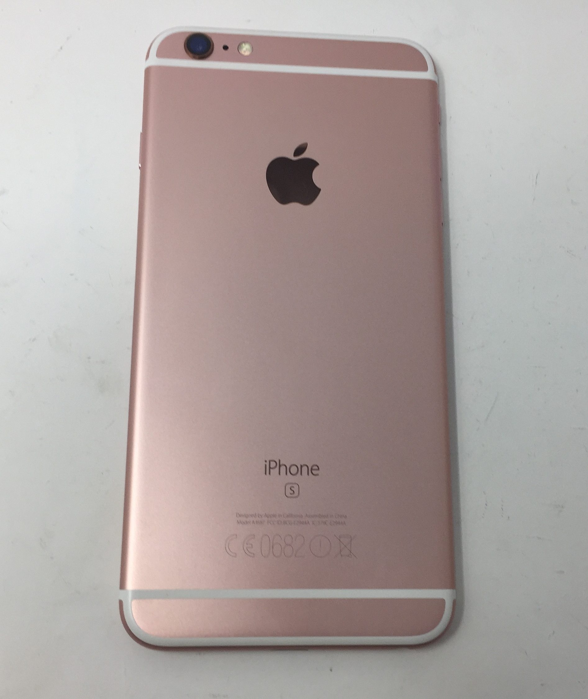 iPhone 6S Plus 32GB, 32 GB, Rose Gold, Kuva 2