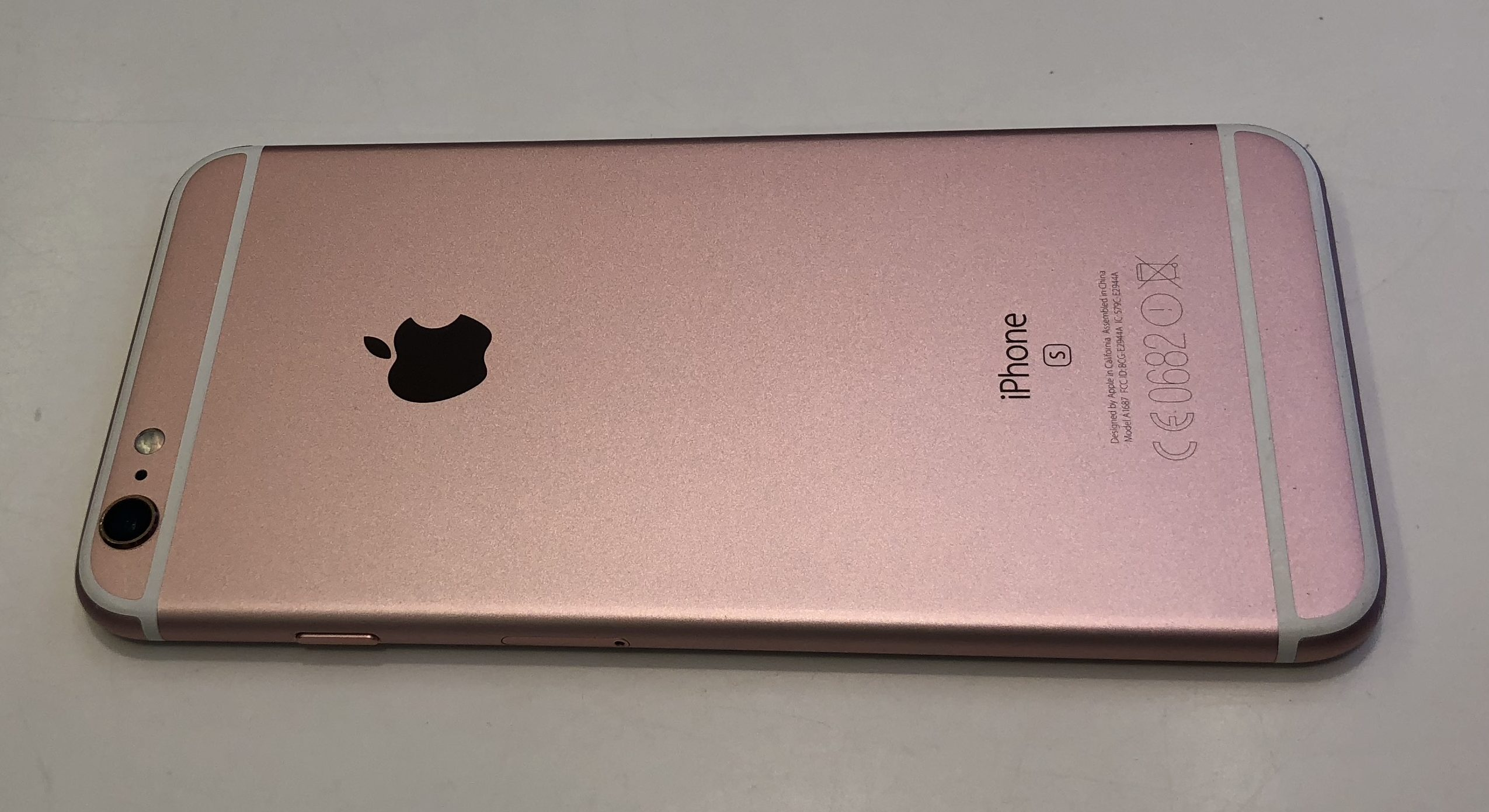 iPhone 6S Plus 64GB, 64 GB, Rose Gold, imagen 2