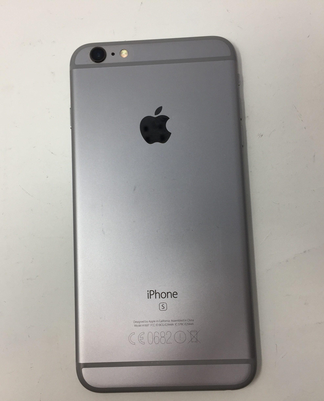 iPhone 6S Plus 64GB, 64GB, Gray, bild 2