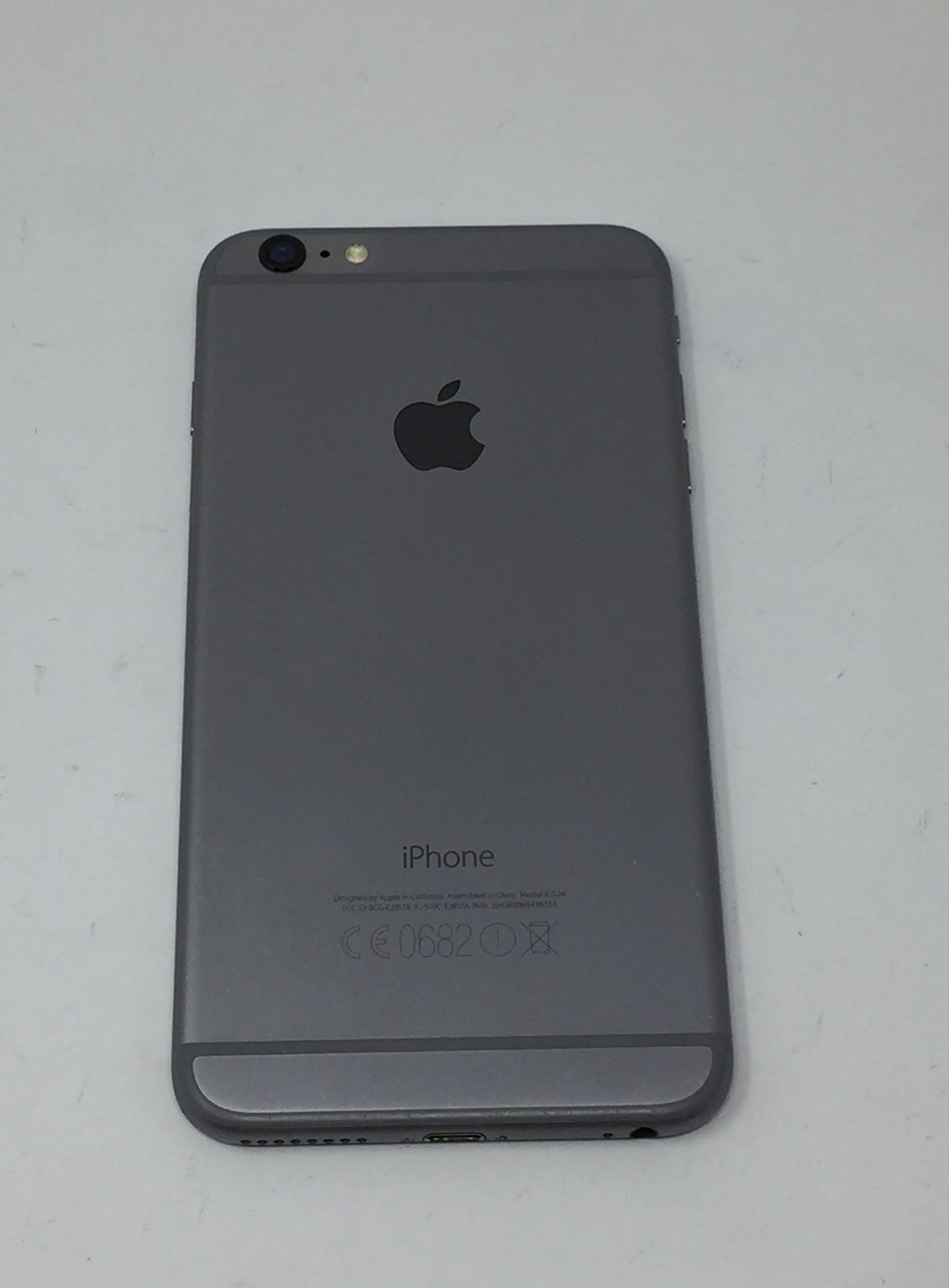 iPhone 6 Plus 64GB, 64 GB, Space gray, Kuva 2