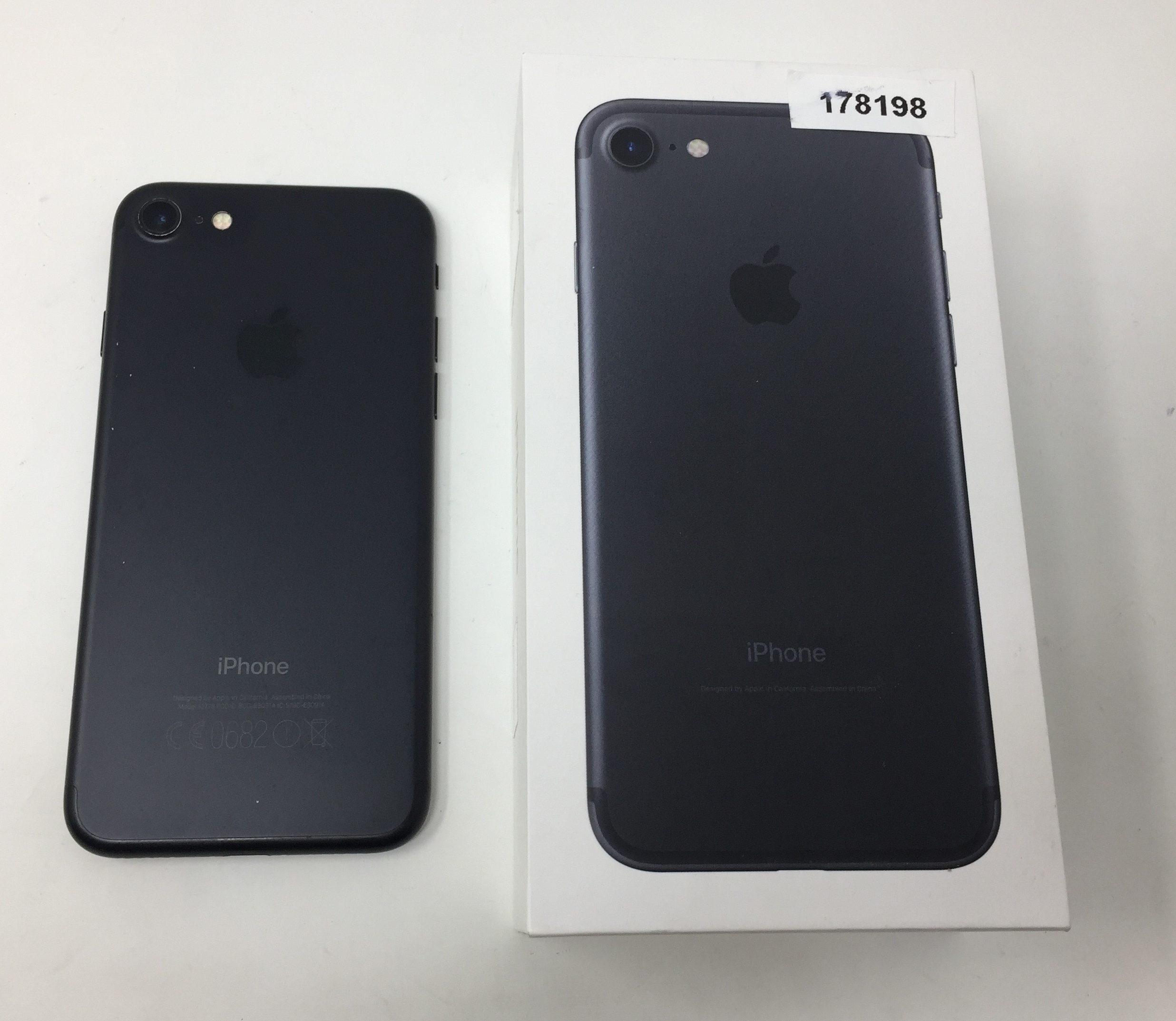 iPhone 7 128GB, 128 GB, Black, bild 2