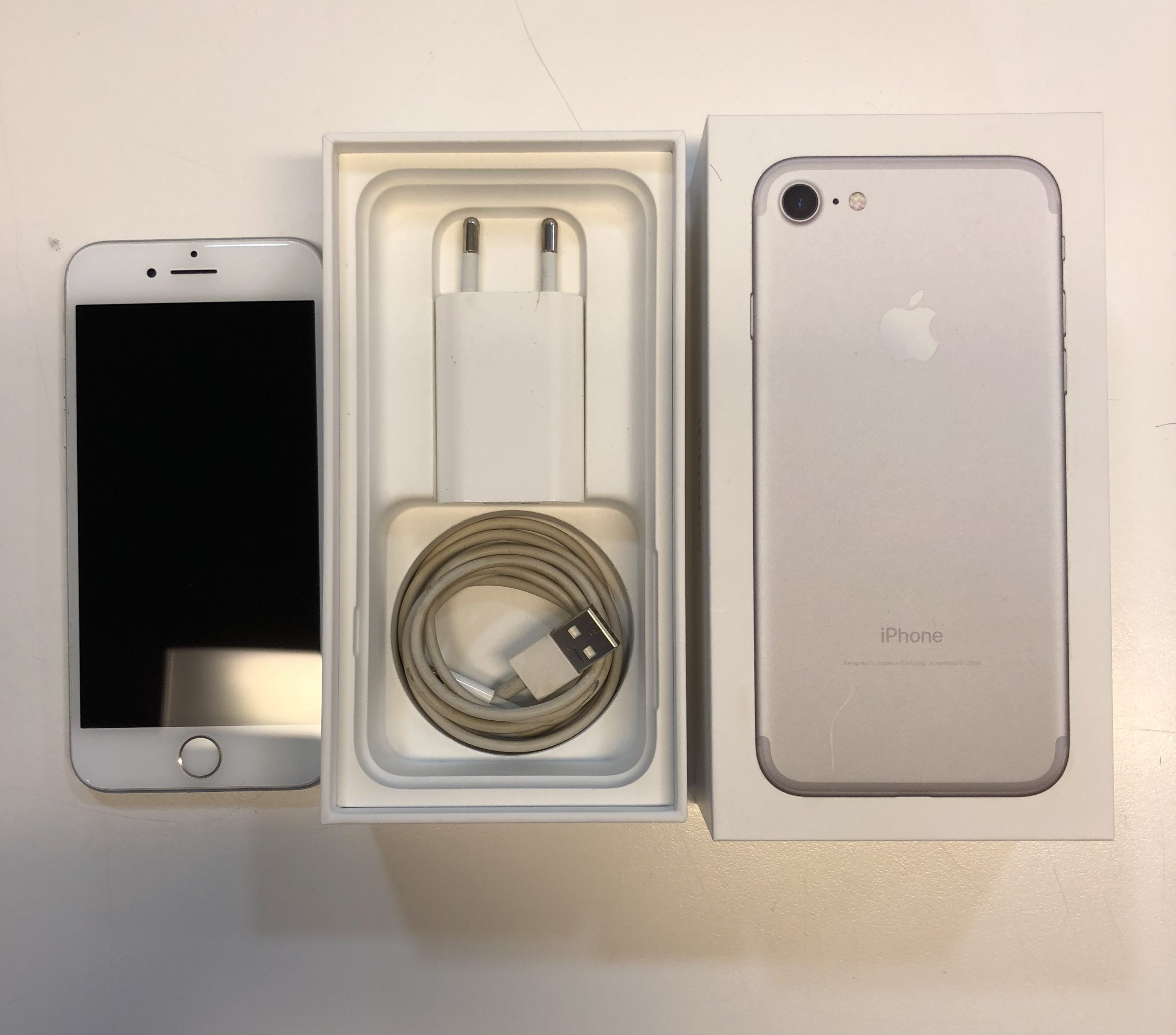 iPhone 7 128GB, 128 GB, Silver, imagen 7