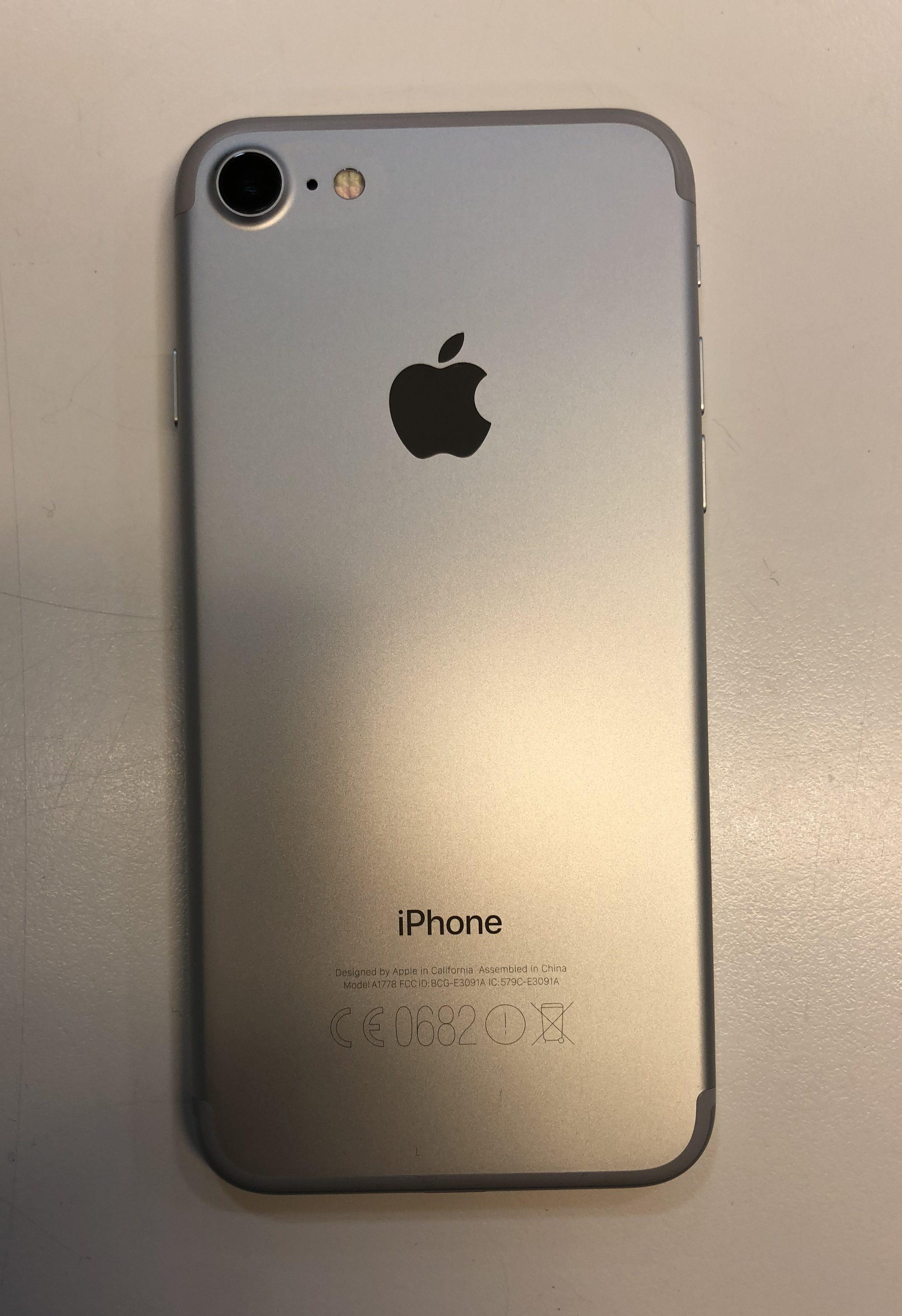 iPhone 7 128GB, 128 GB, Silver, imagen 2