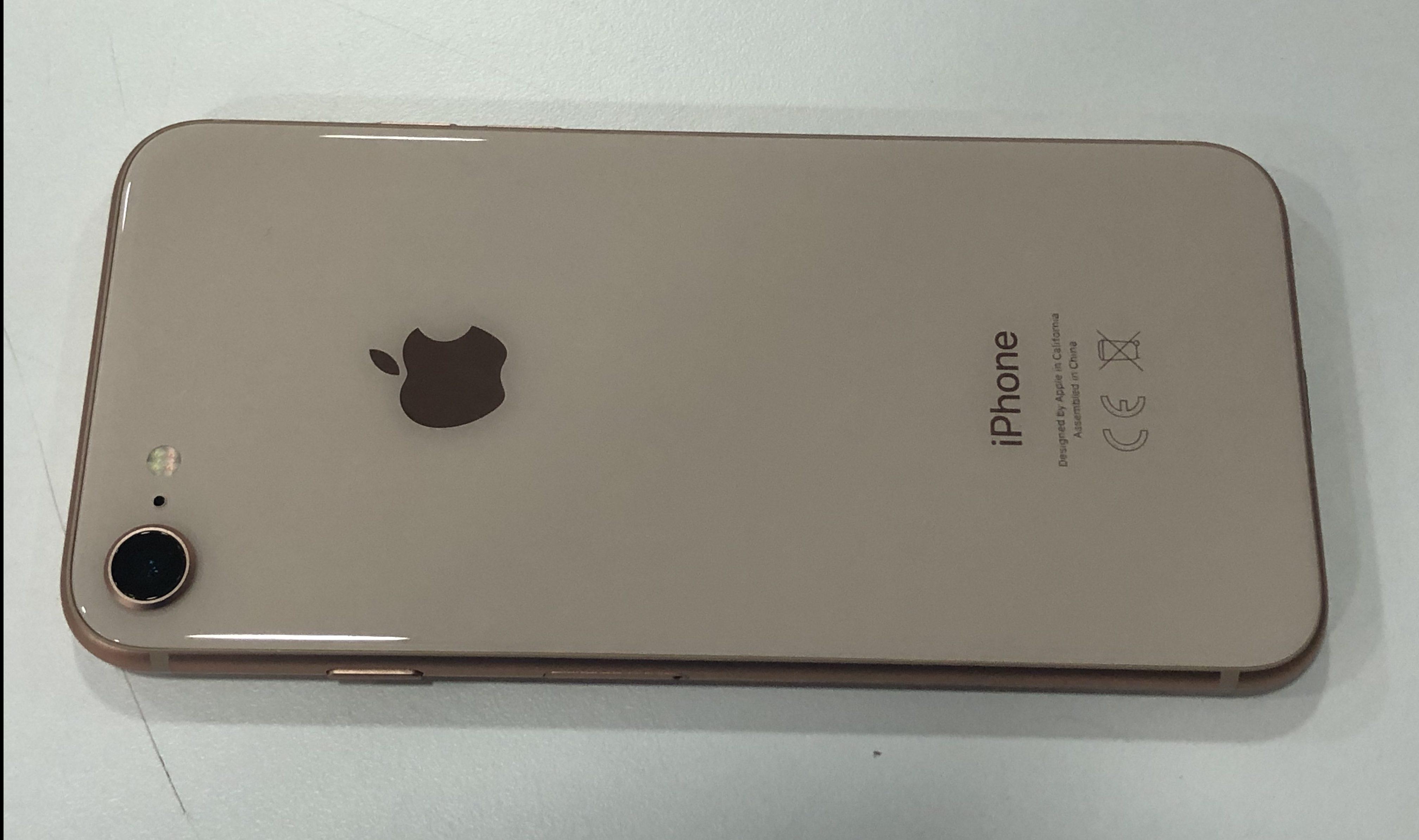 iPhone 8 64GB, 64GB, Gold, obraz 2