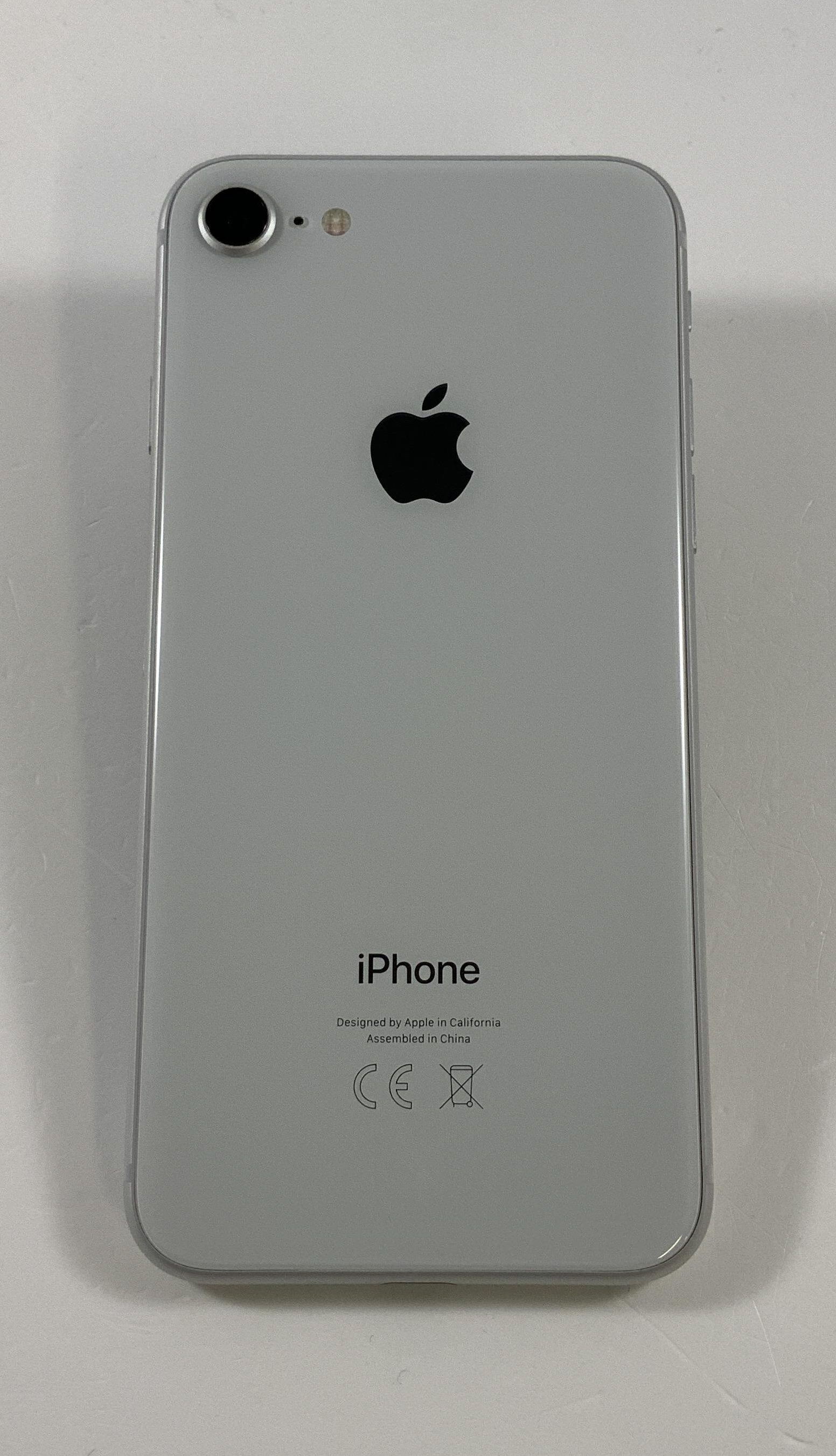 iPhone 8 64GB, 64GB, Silver, obraz 2