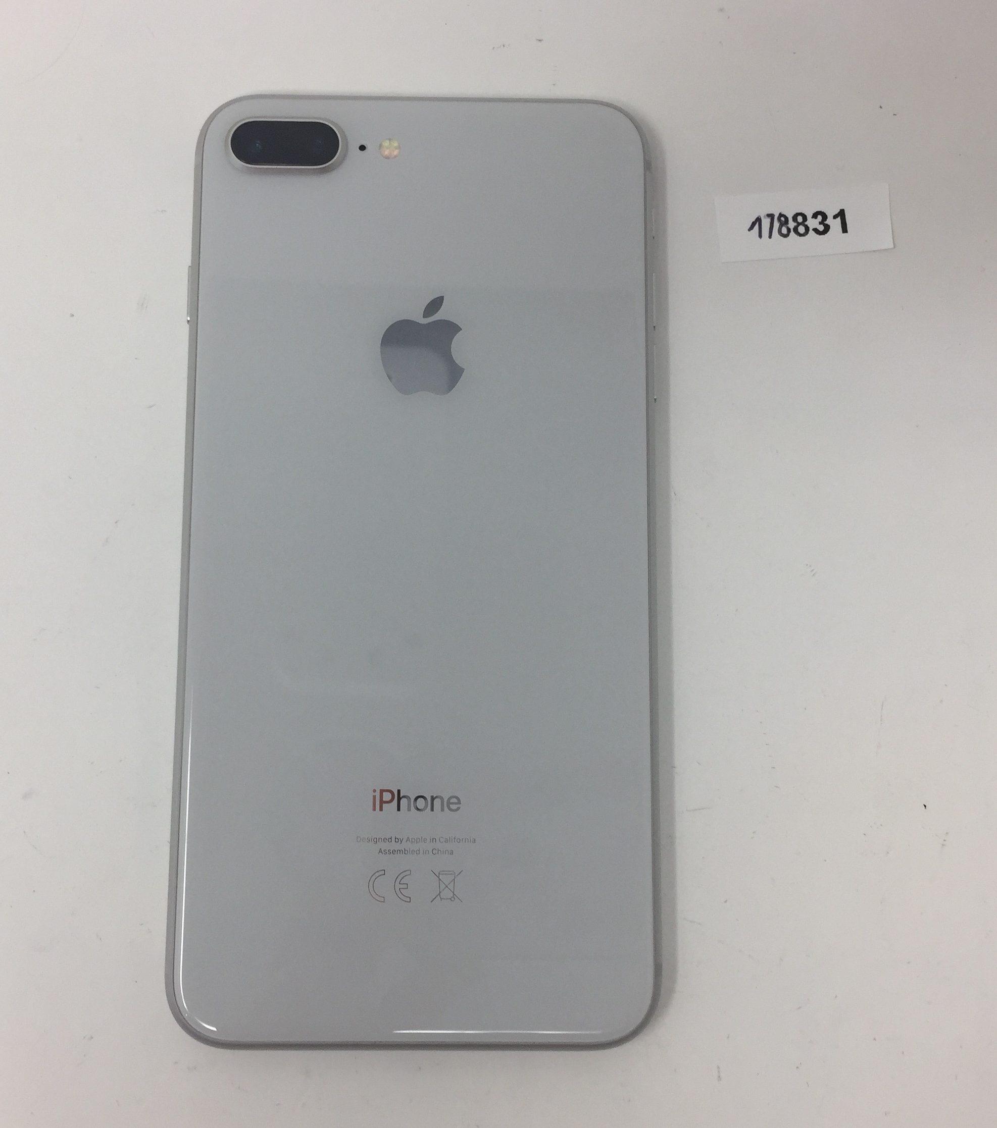 iPhone 8 Plus 64GB, 64 GB, Silver, obraz 2