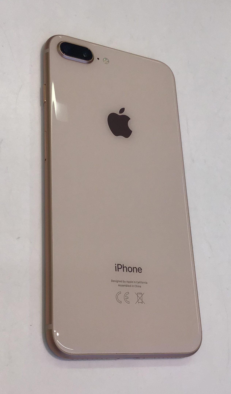 iPhone 8 Plus 64GB, 64GB, Gold, imagen 2
