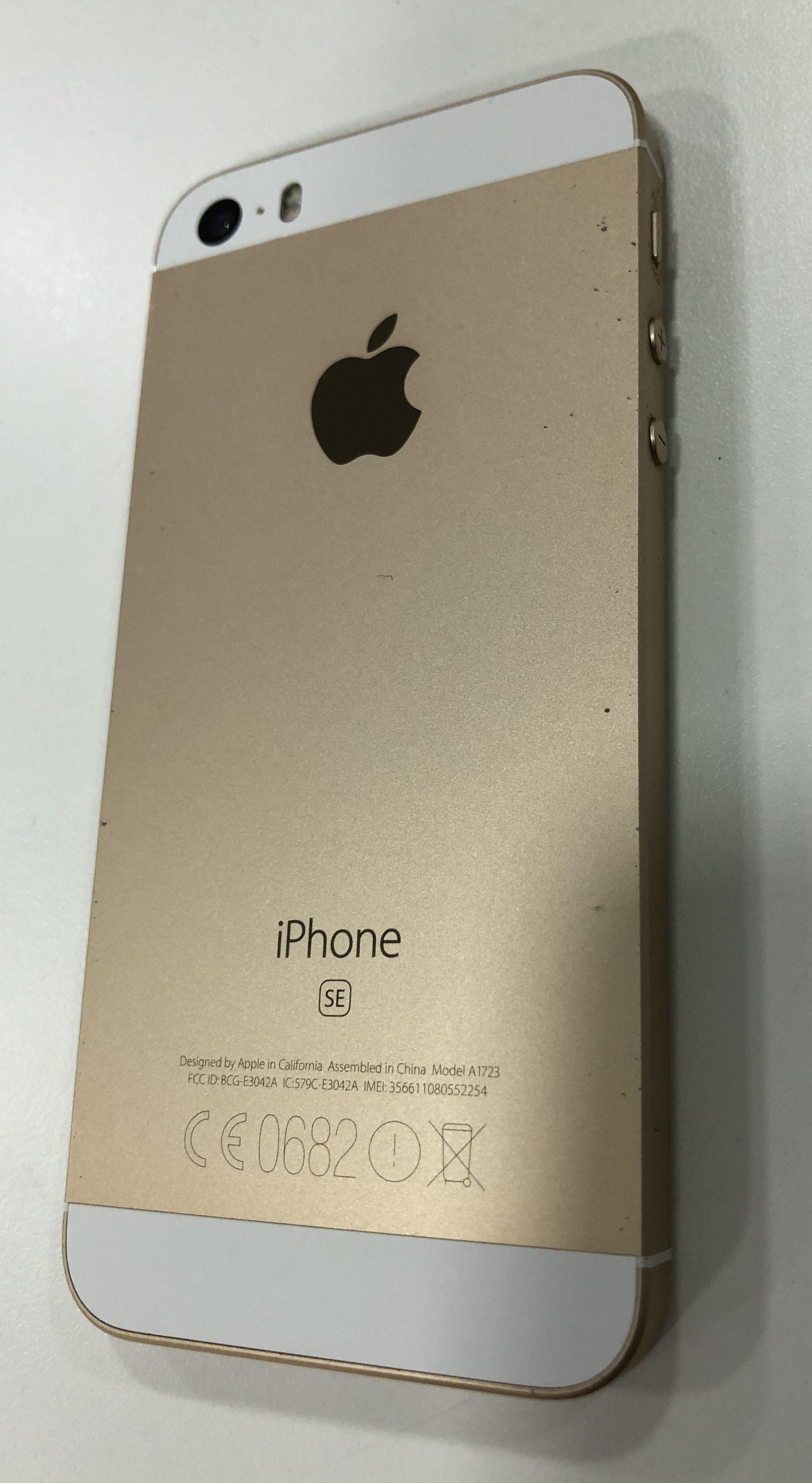 iPhone SE 128GB, 128GB, Gold, imagen 2