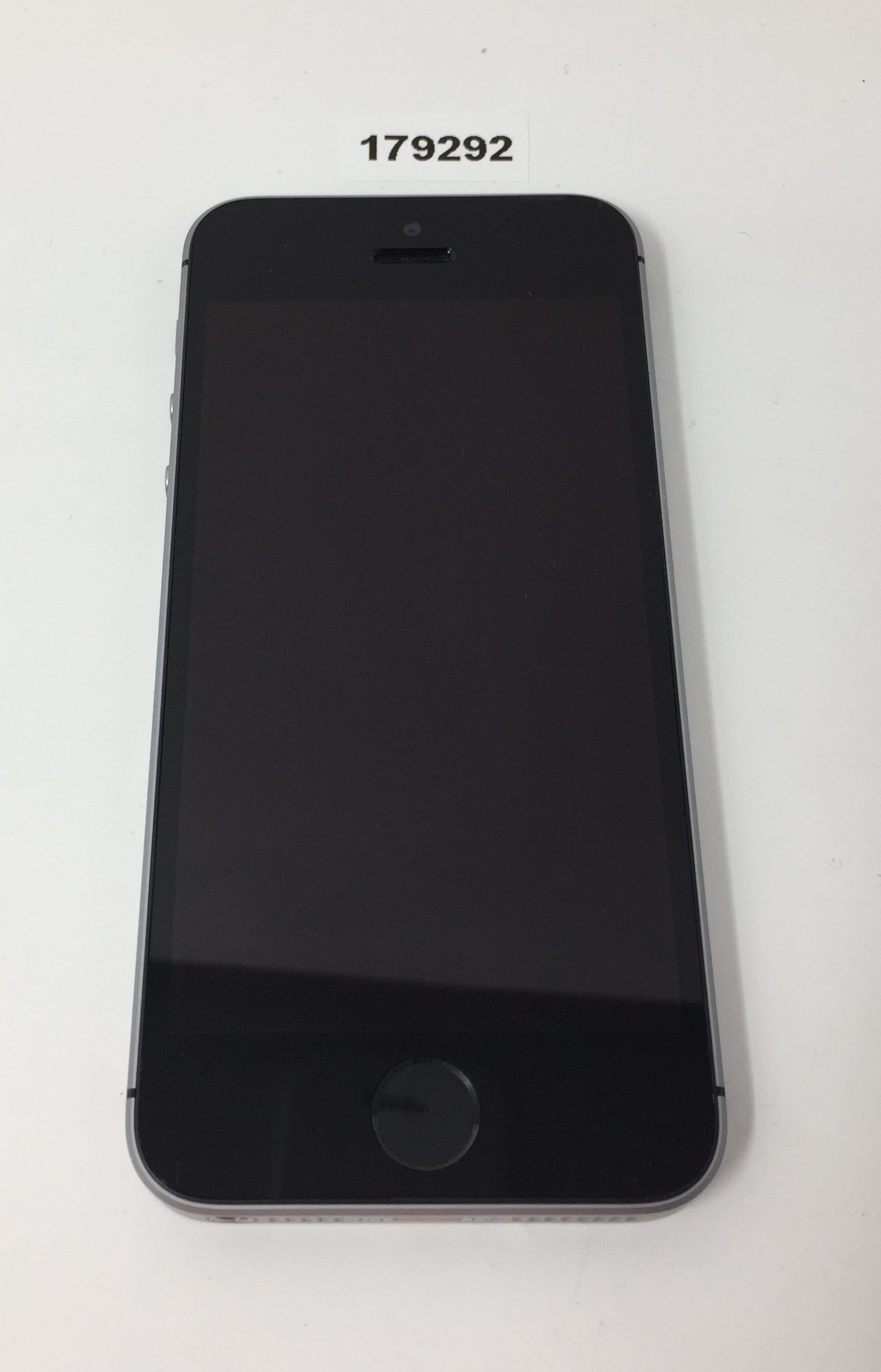 iPhone SE 16GB, 16 GB, Space Gray, Kuva 1