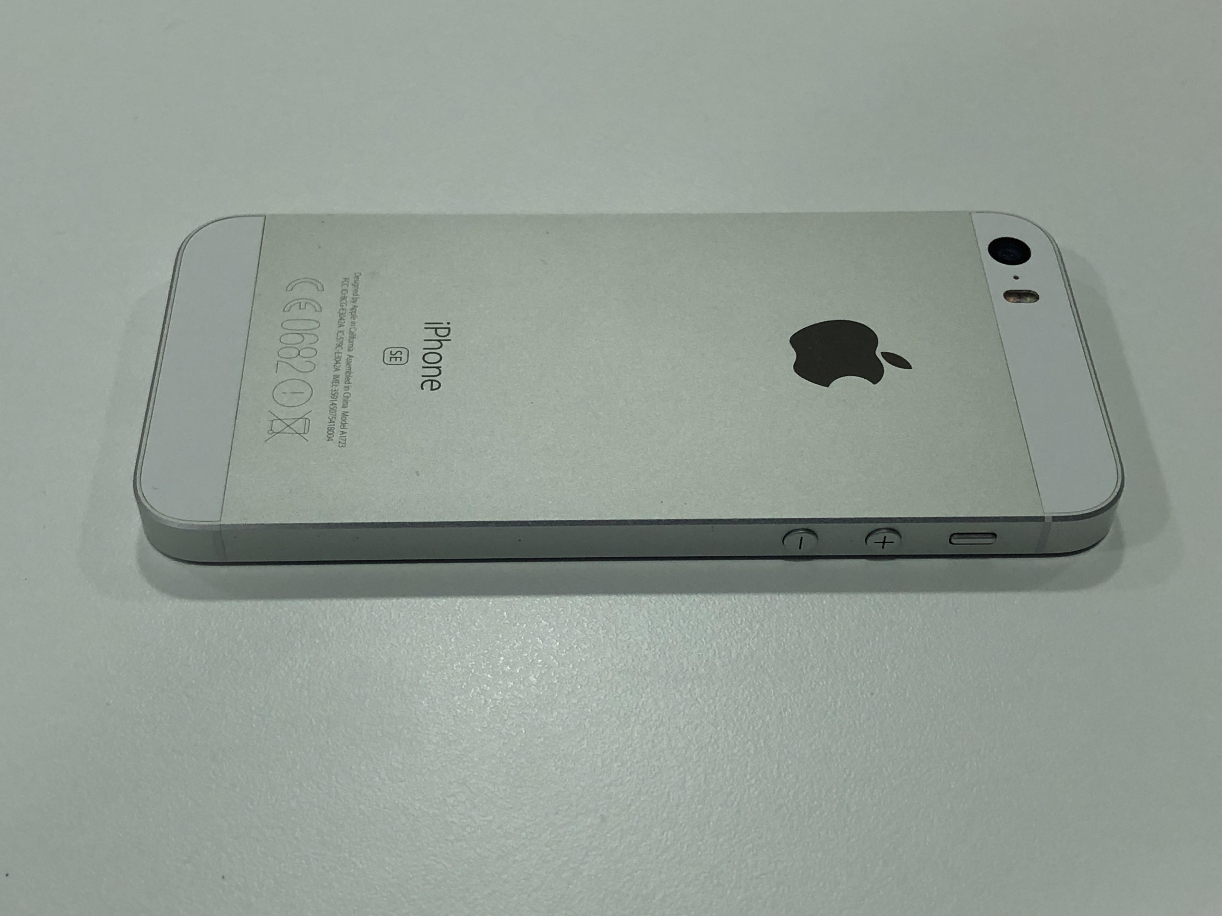 iPhone SE 16GB, 16 GB, SILVER, imagen 2