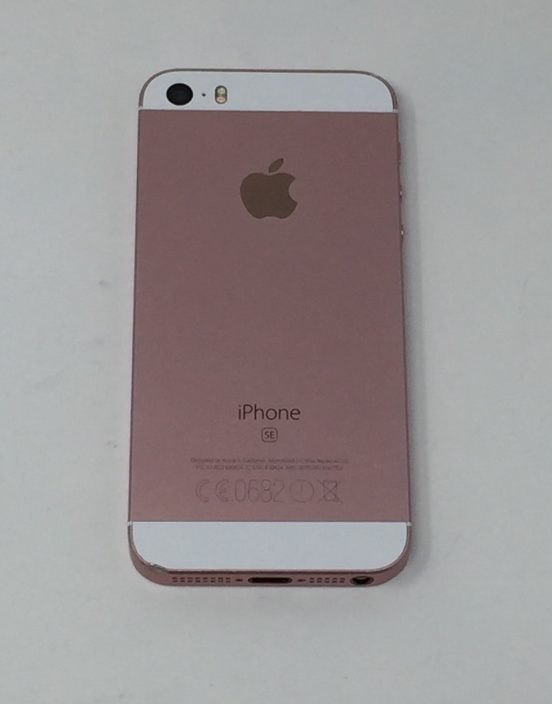 iPhone SE 16GB, 16GB, rose Gold, Kuva 2