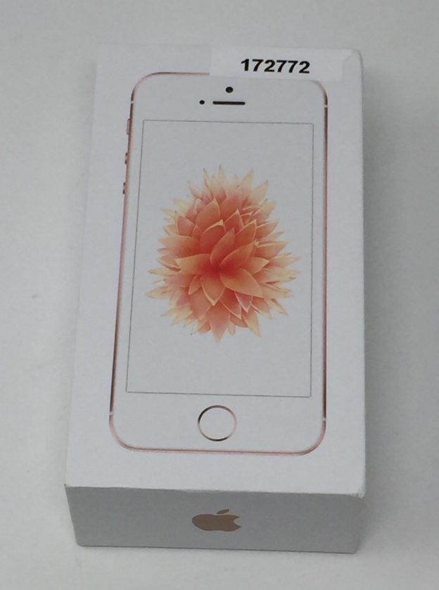 iPhone SE 16GB, 16GB, rose Gold, Kuva 6