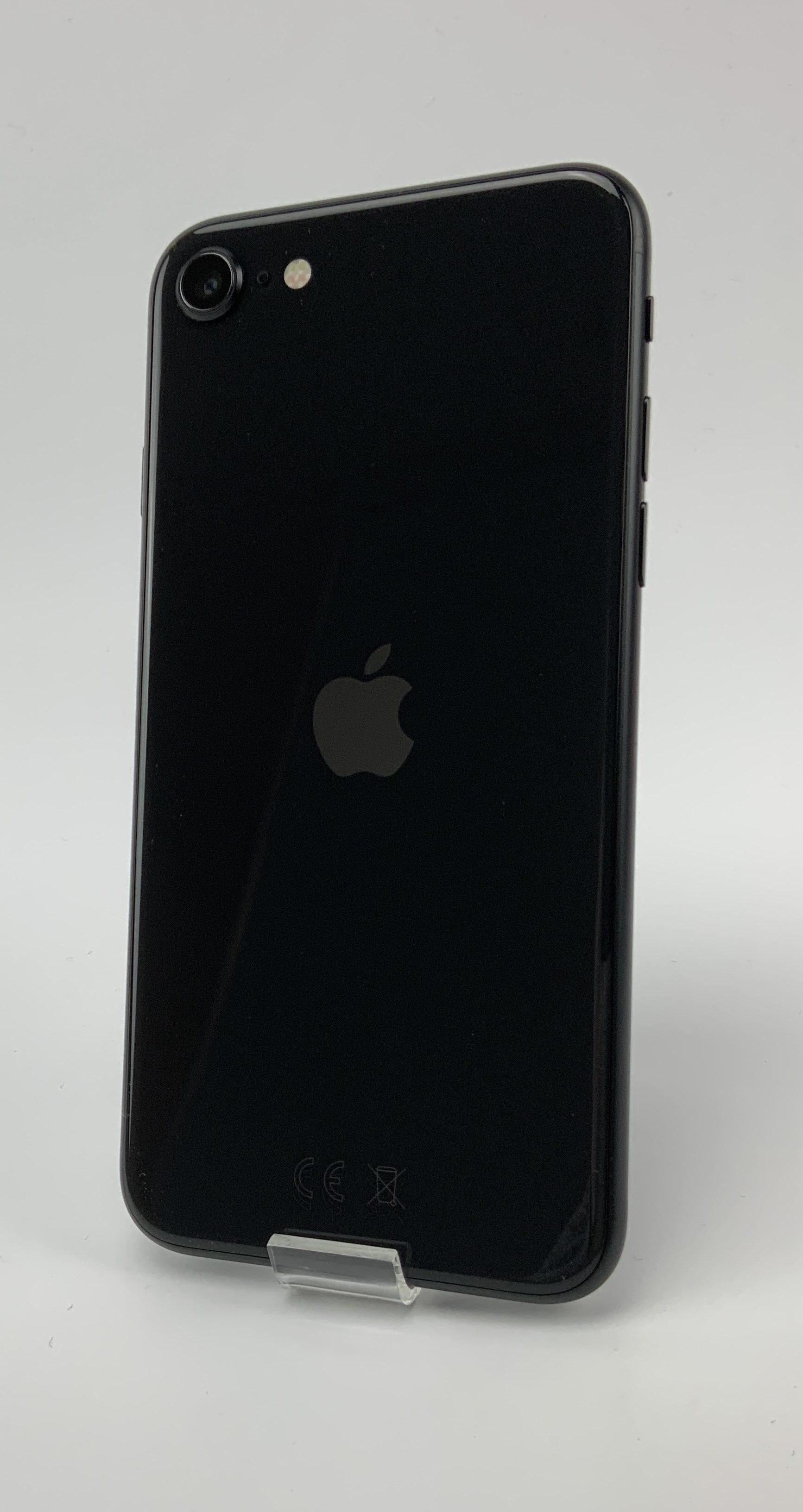 iPhone SE (2nd Gen) 64GB, 64GB, Black, imagen 2