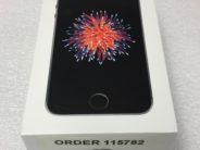 iPhone SE, 32 GB, Gris espacial, Edad aprox. del producto: 2 semanas, image 5