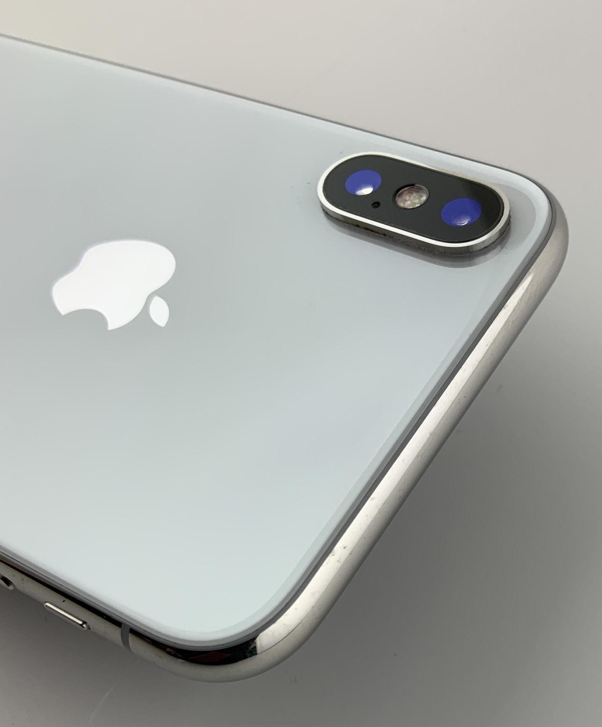 iPhone X 256GB, 256GB, Silver, immagine 3