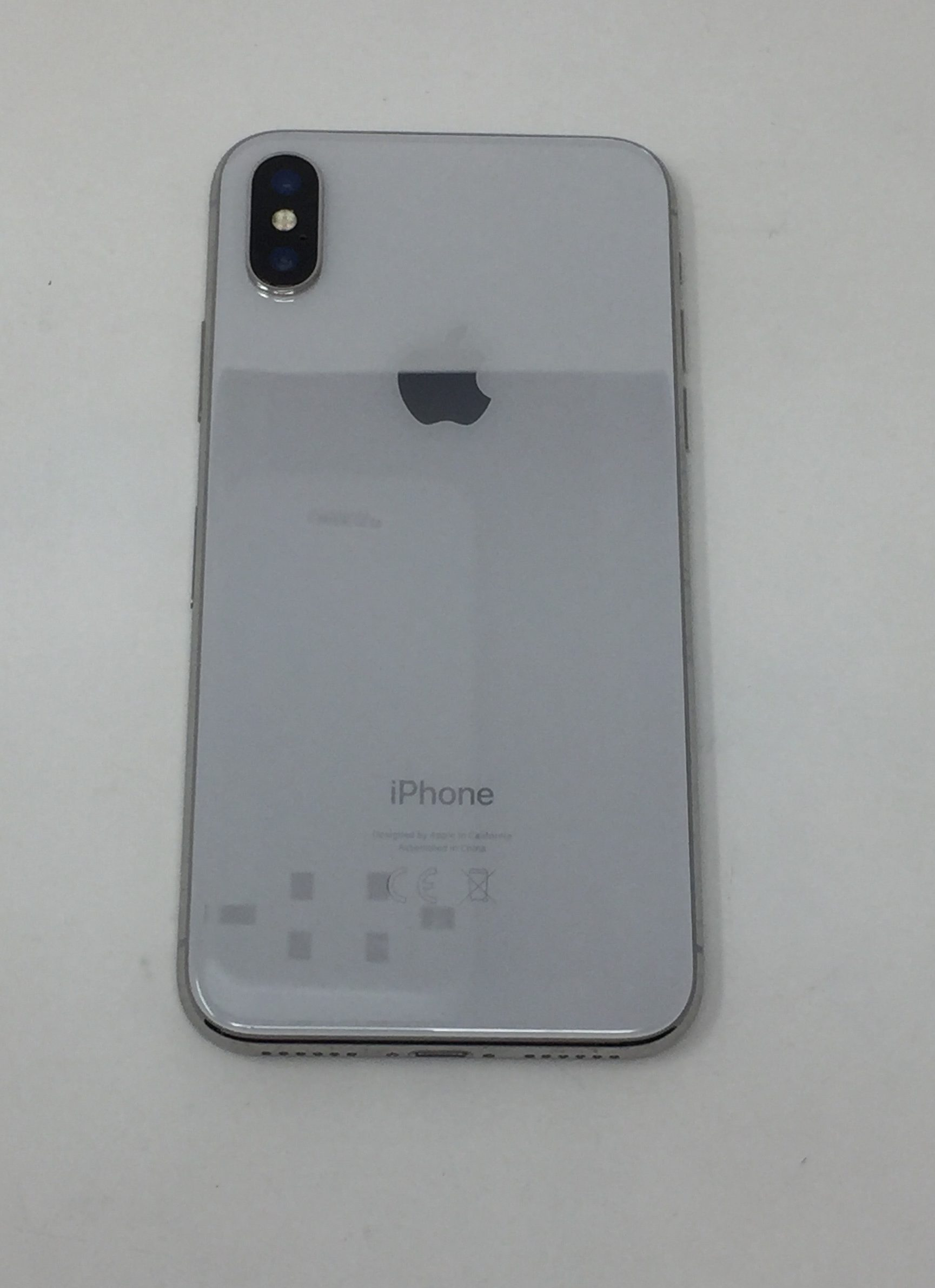 iPhone X 256GB, 256 GB, Silver, imagen 2