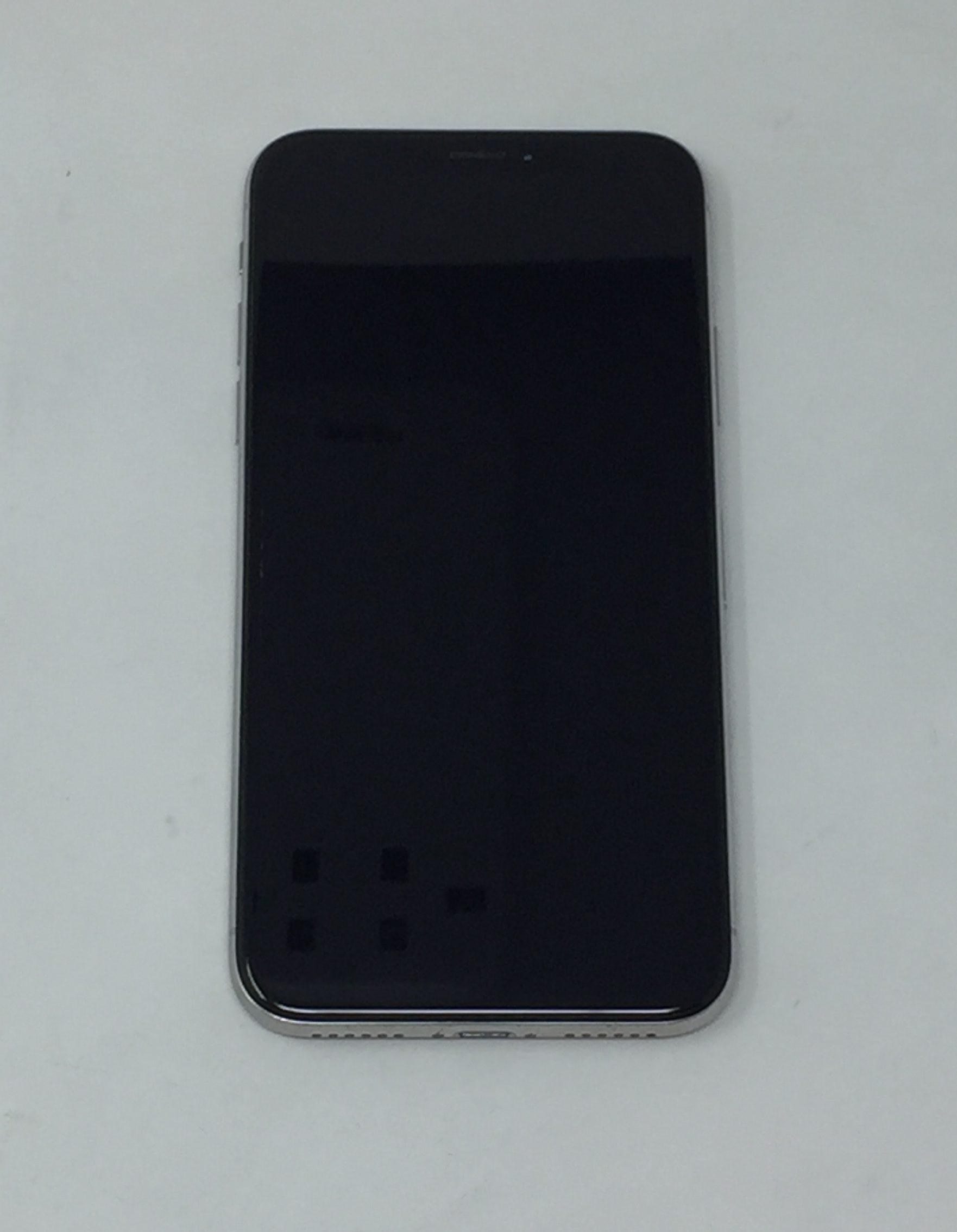 iPhone X 256GB, 256 GB, Silver, imagen 1