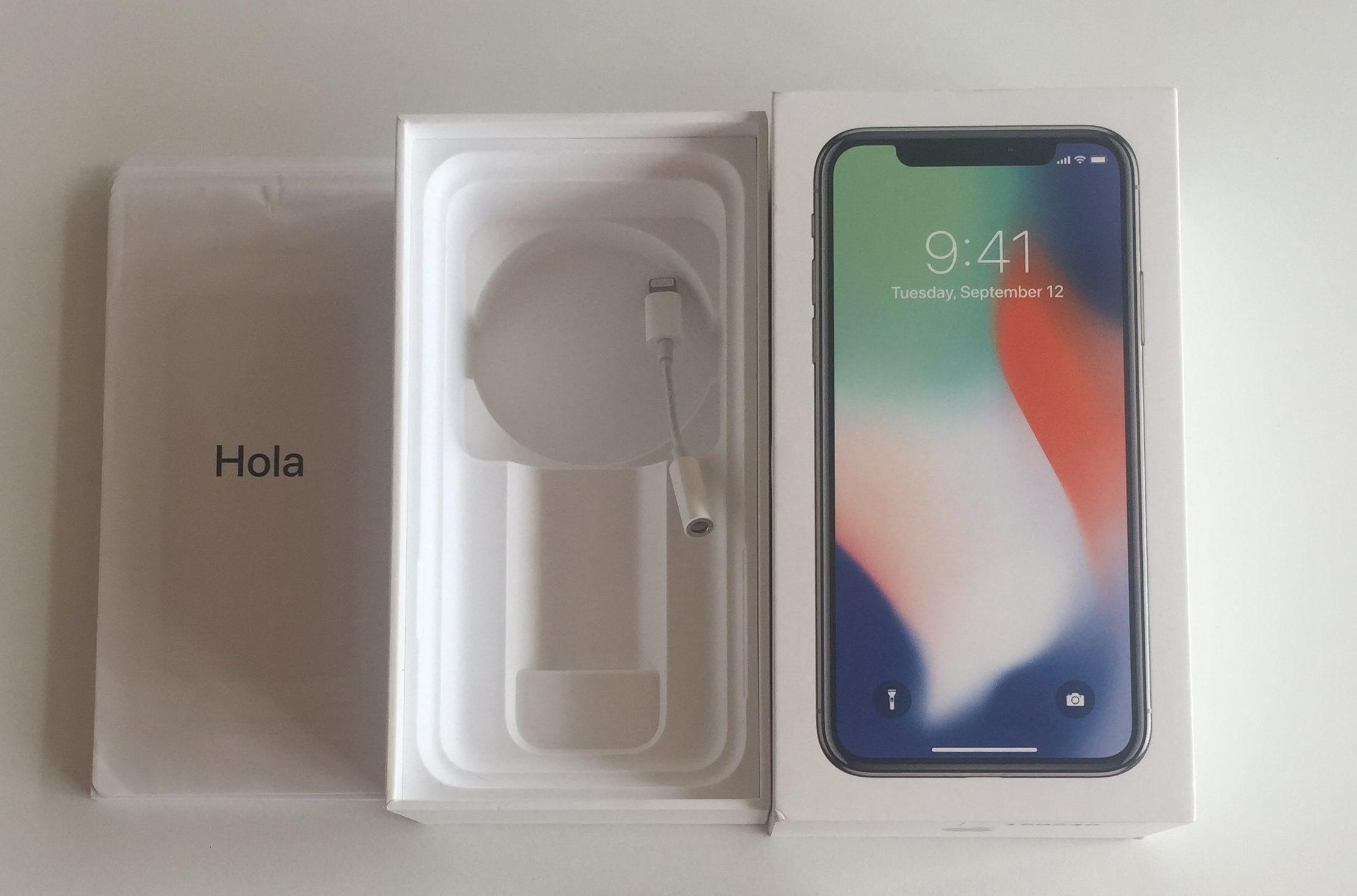 iPhone X 256GB, 256 GB, Silver, imagen 10