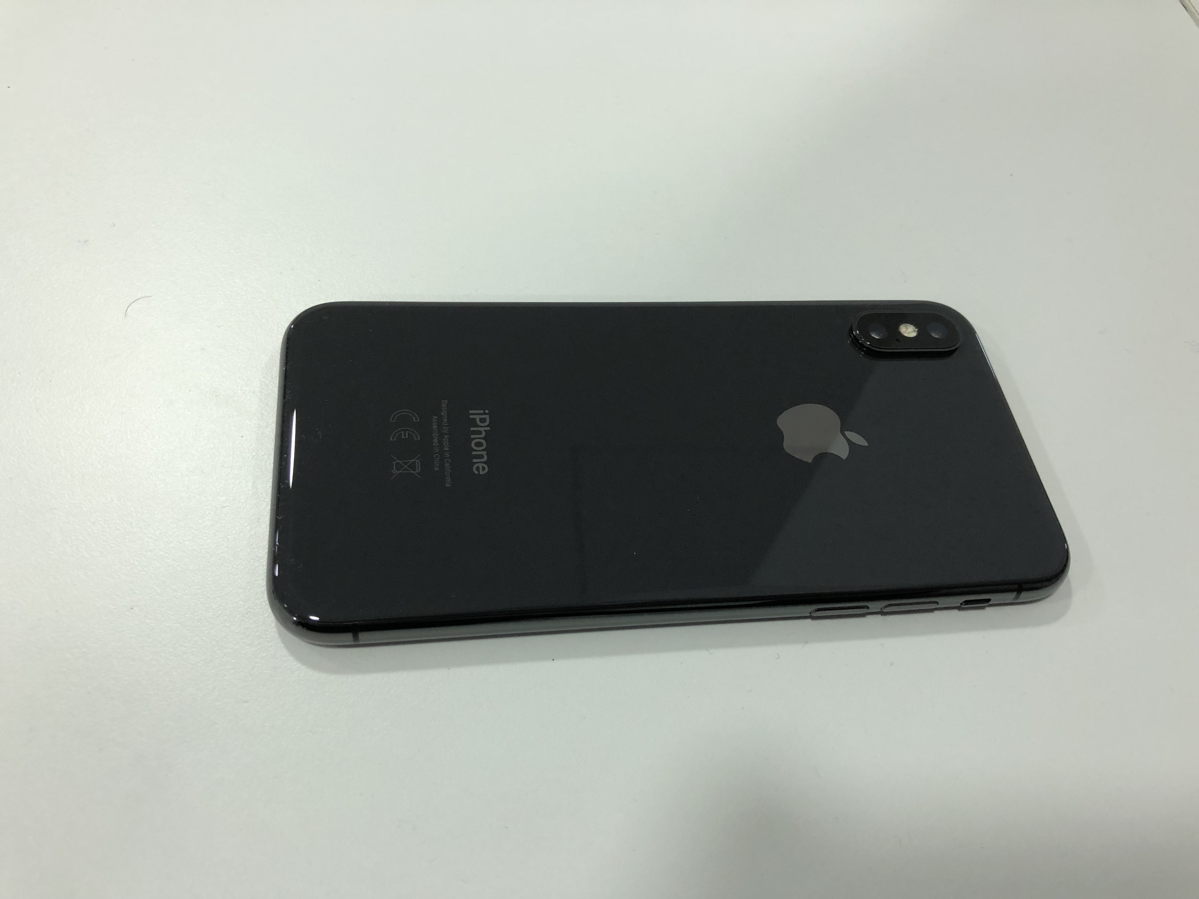 iPhone X 64GB, 64 GB, Space Gray, imagen 2