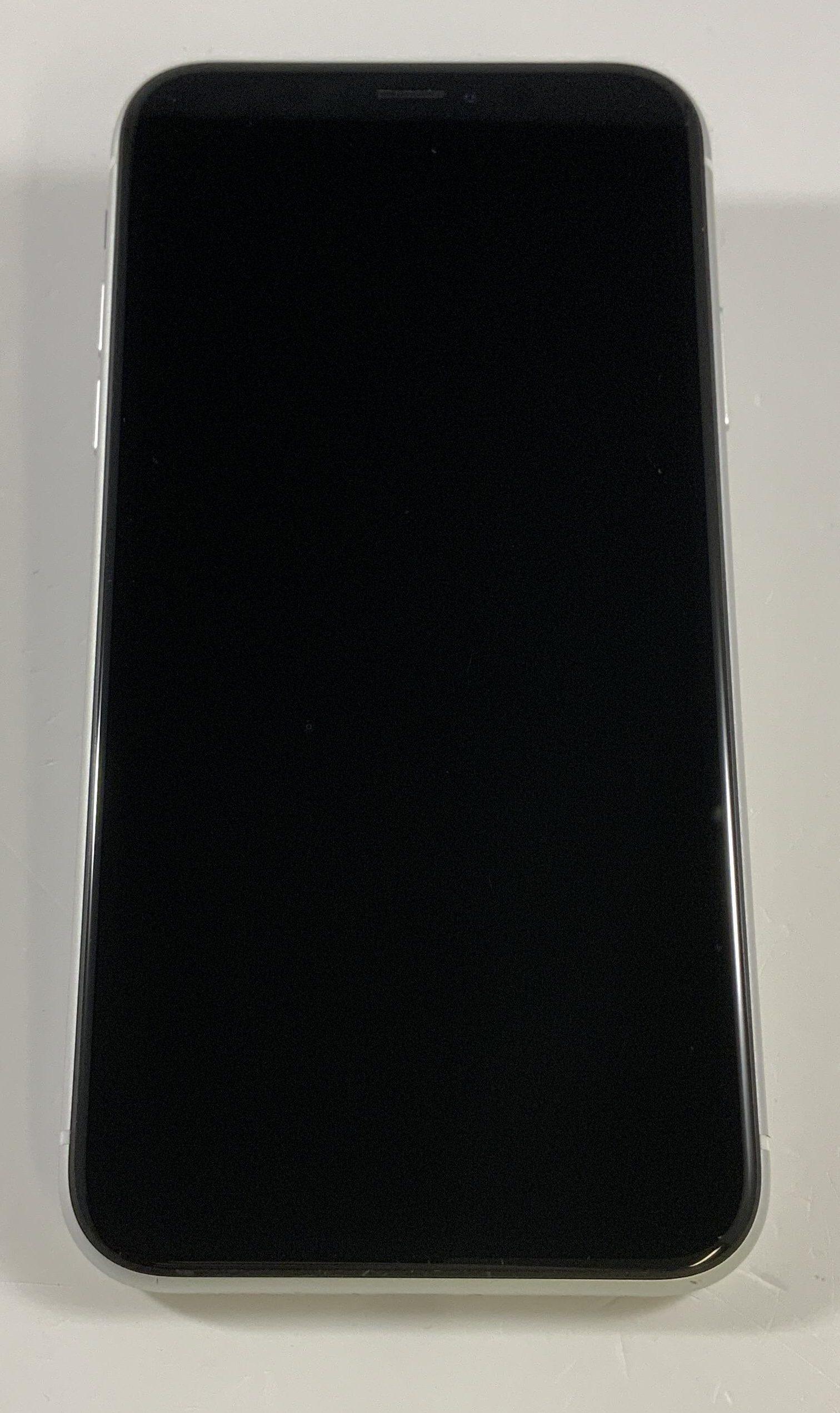 iPhone XR 128GB, 128GB, White, Afbeelding 1
