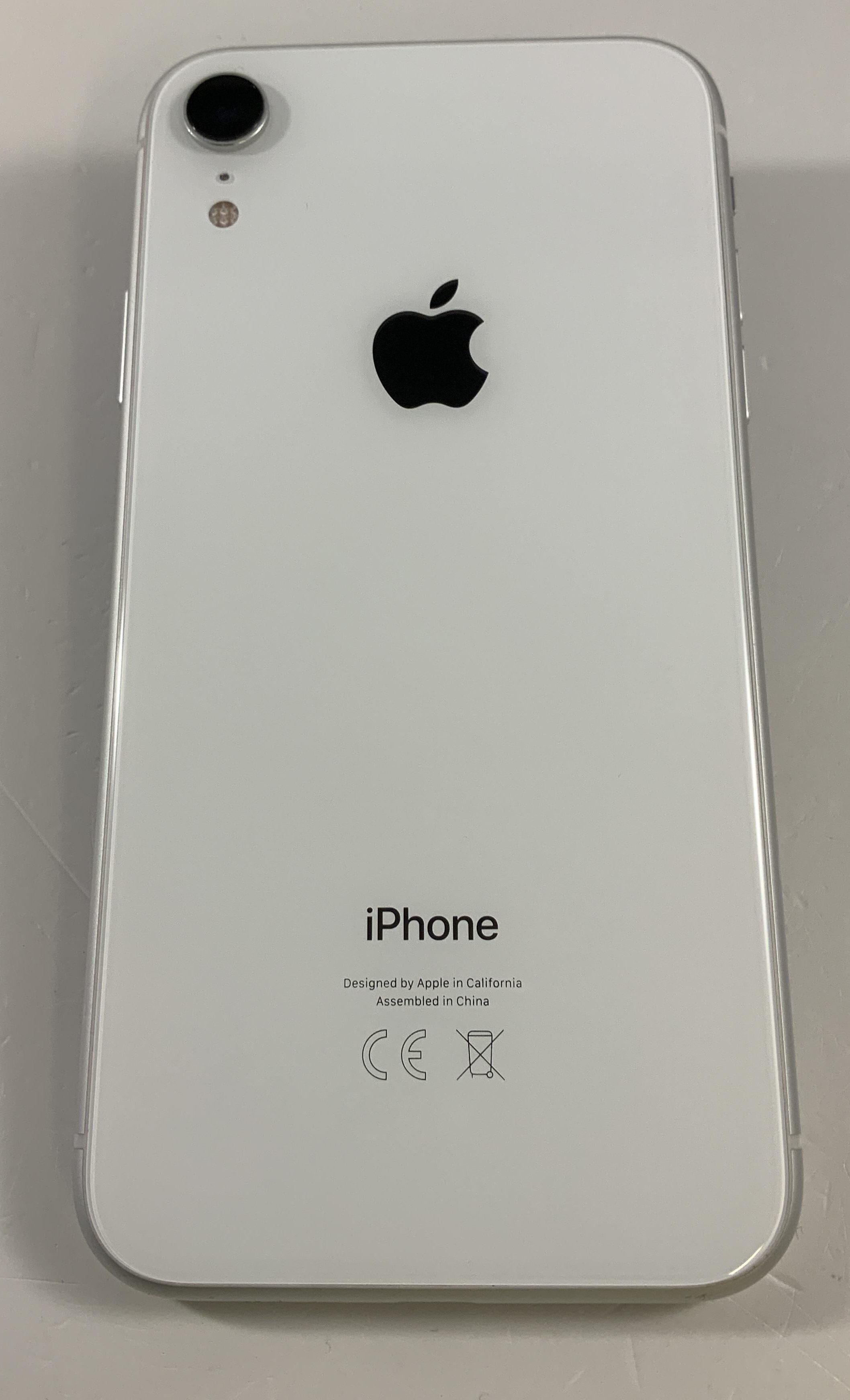 iPhone XR 128GB, 128GB, White, Afbeelding 2