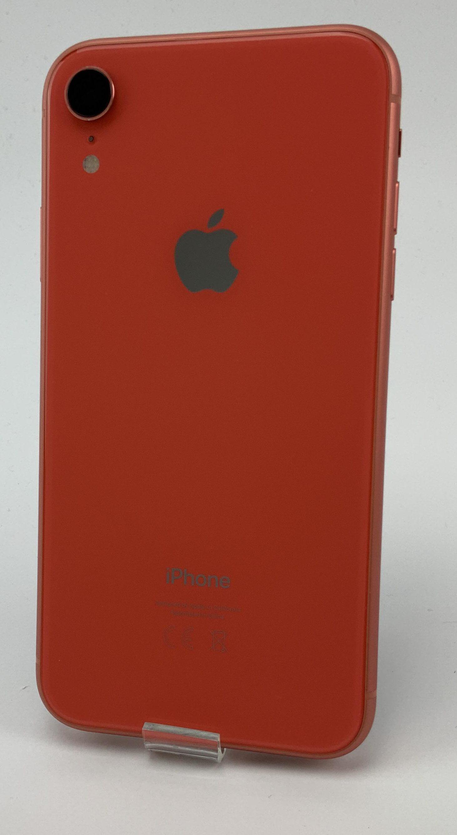 iPhone XR 128GB, 128GB, Coral, Bild 2