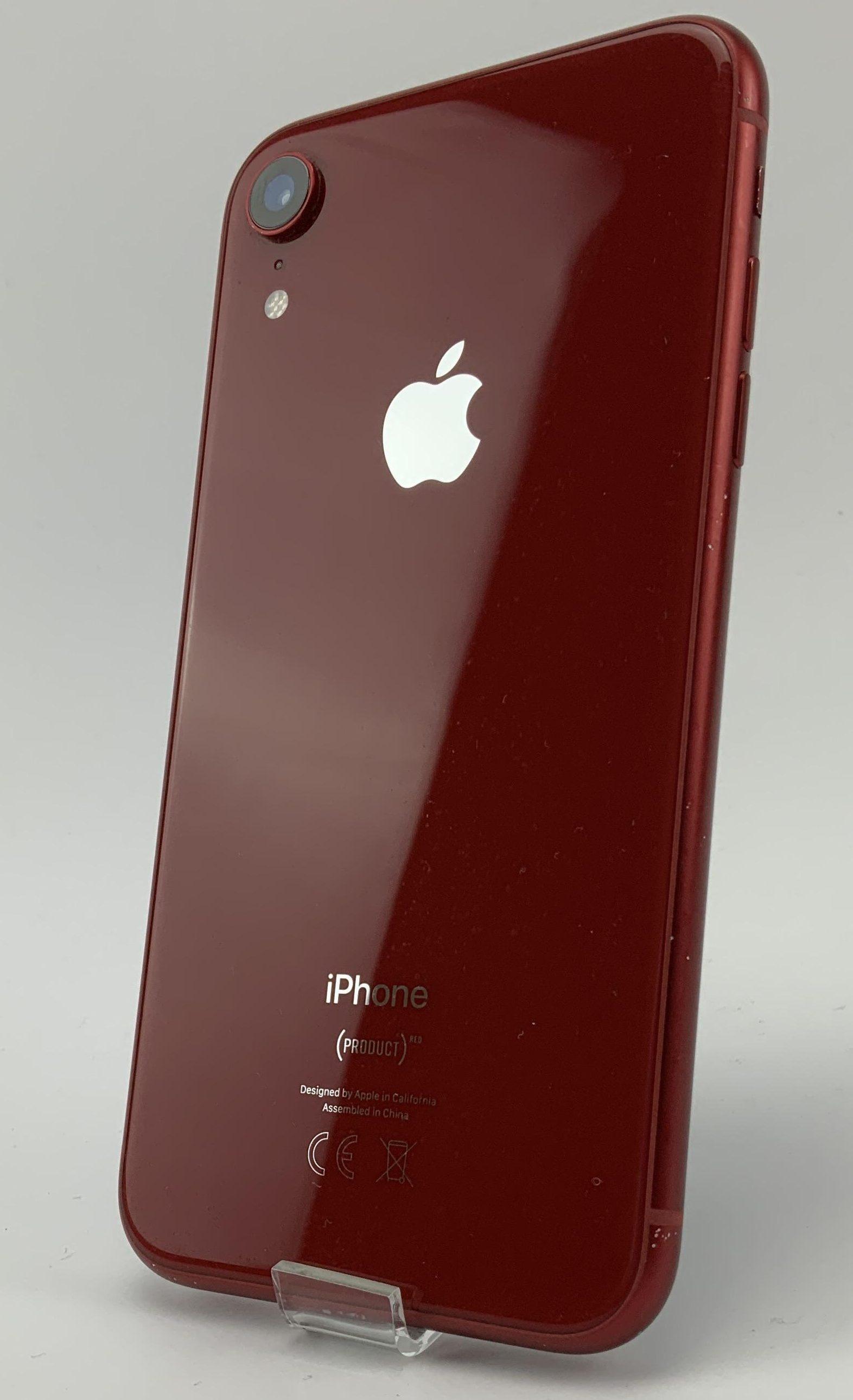 iPhone XR 64GB, 64GB, Red, Kuva 3